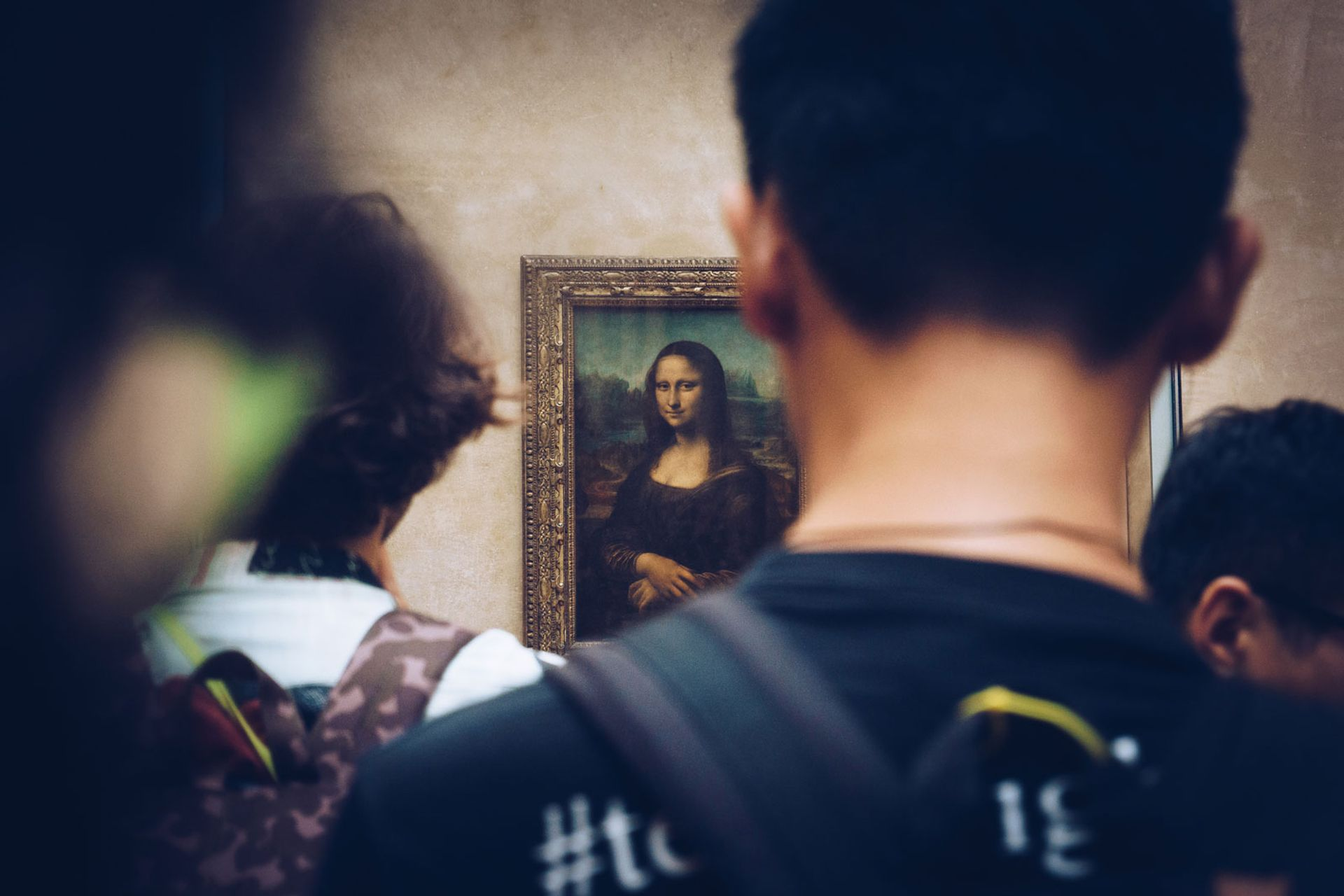 Visitor numbers at the Louvre have increased by more than 20% since 2009 © Juan di Nella