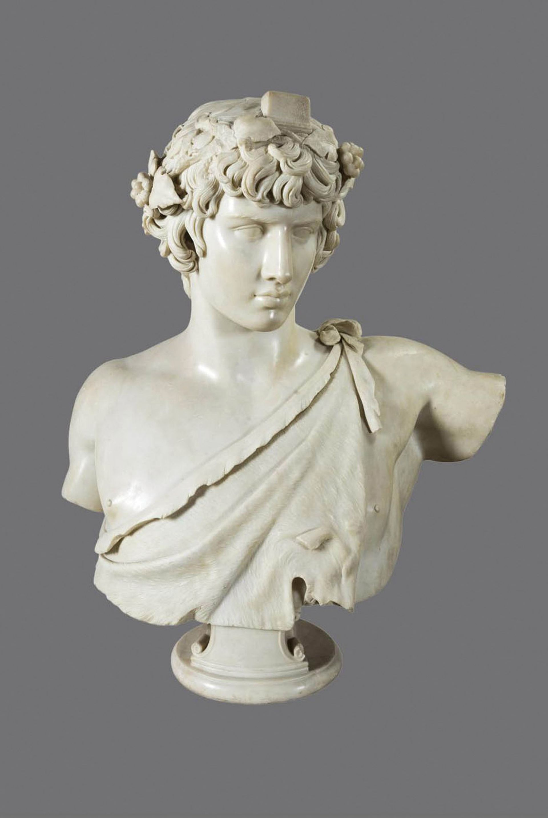 The Grimani collection of 200 statues will stay in its original home for two years Courtesy of Venetian Heritage