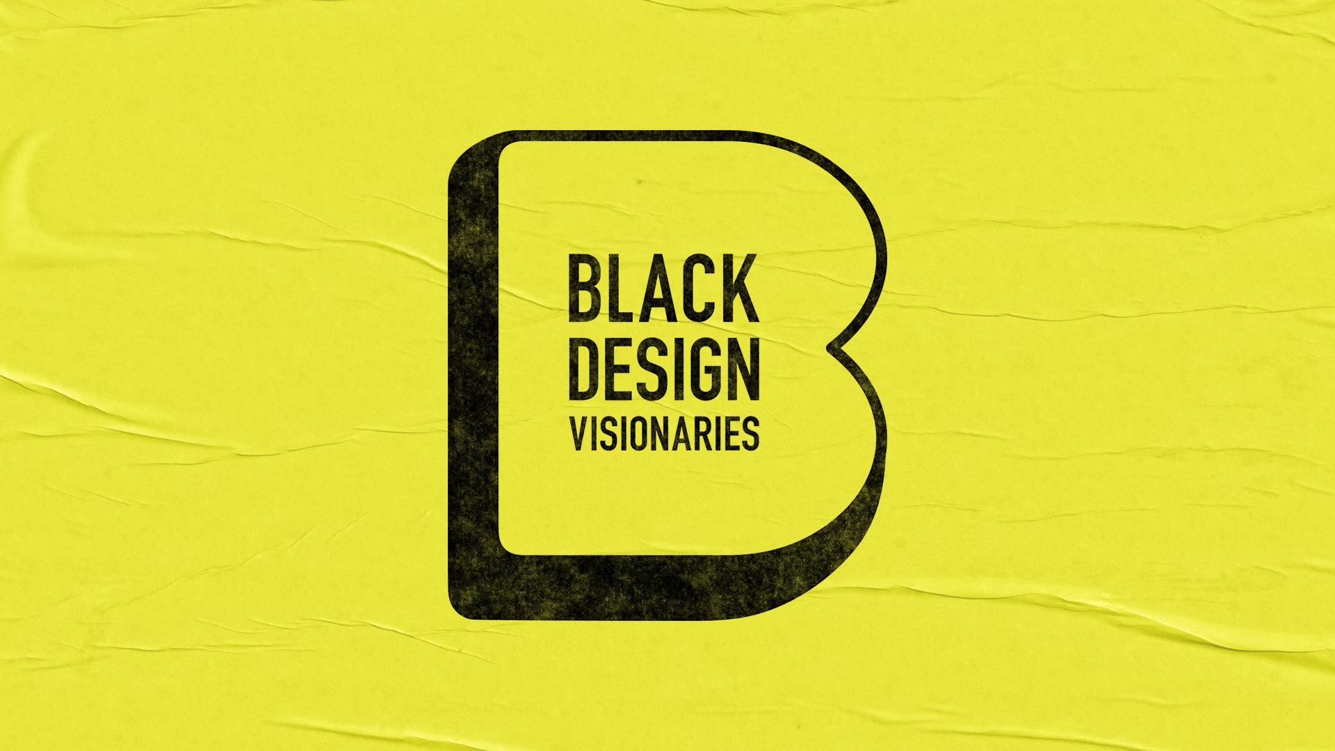 Applications for the Black Design Visionaries award will be accepted until next month
