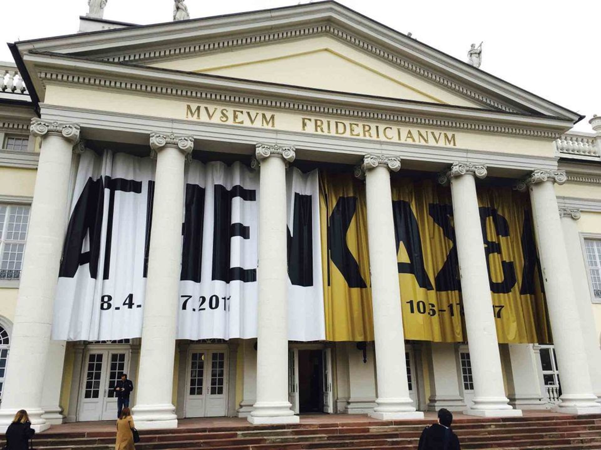 The Documenta exhibition has been held every five years since 1955 Mathias Voelzke