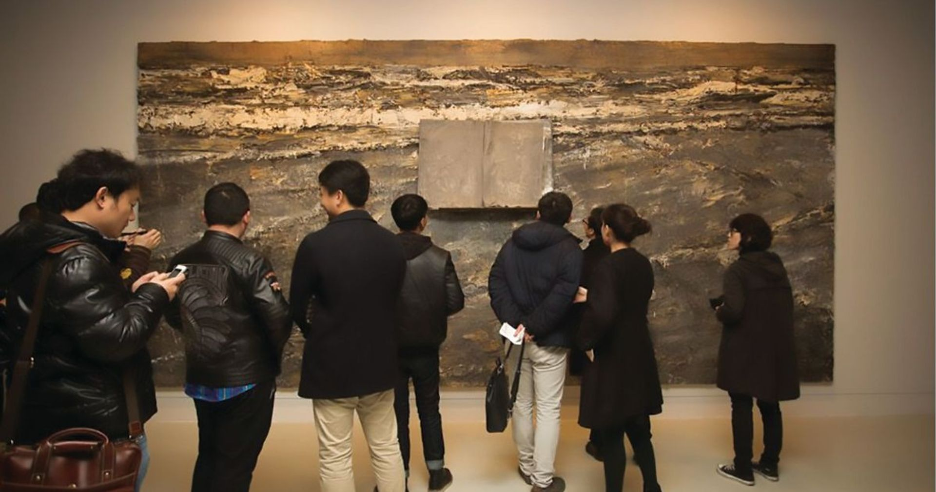 Bell Art staged a controversial exhibition of Anselm Kiefer's work in Beijing in 2016 for which the artist did not give his consent