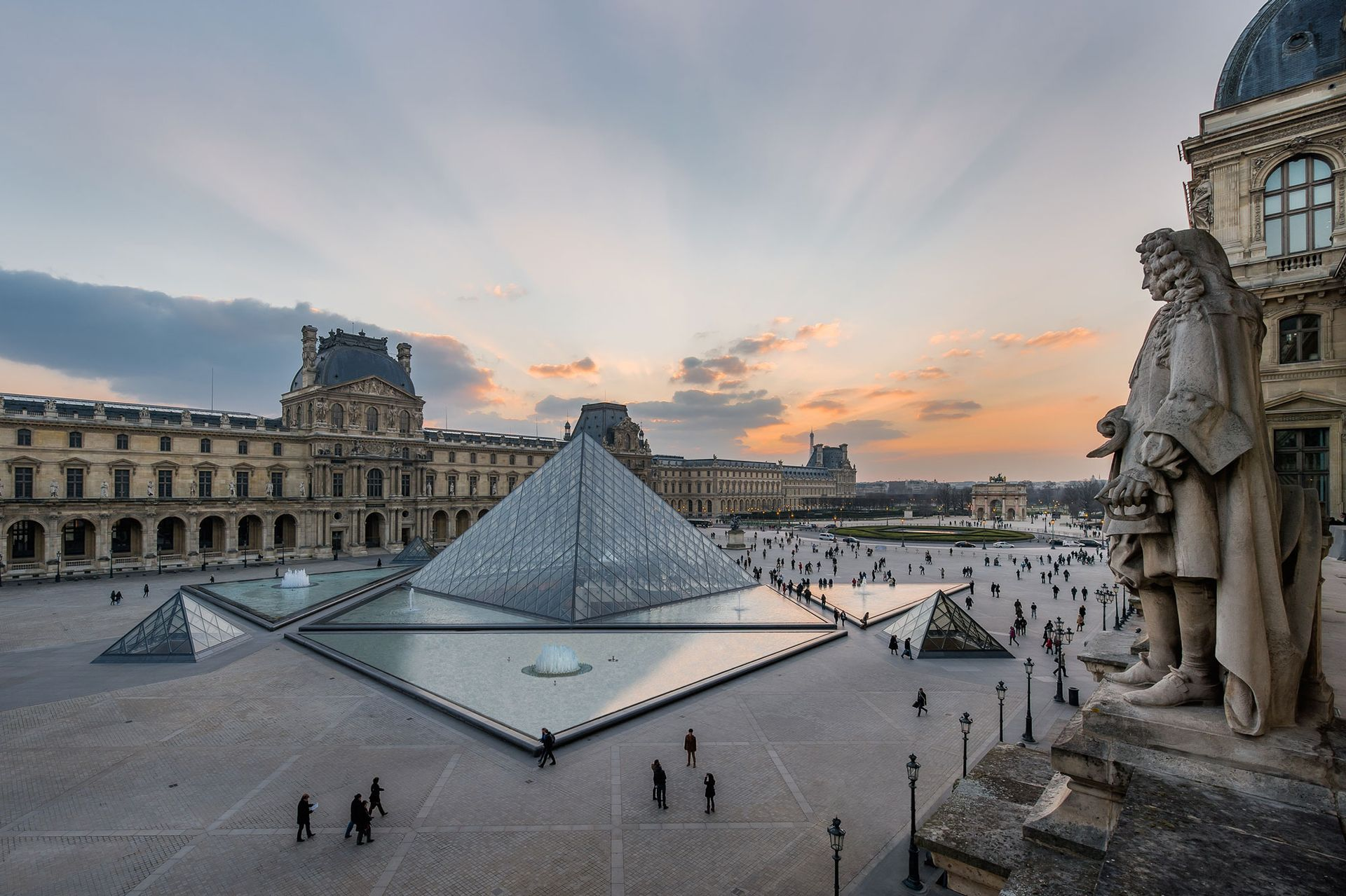 The Louvre has stepped up its provenance research efforts for works acquired during the Second World War and originating from former colonies © Musée du Louvre/Olivier Ouadah