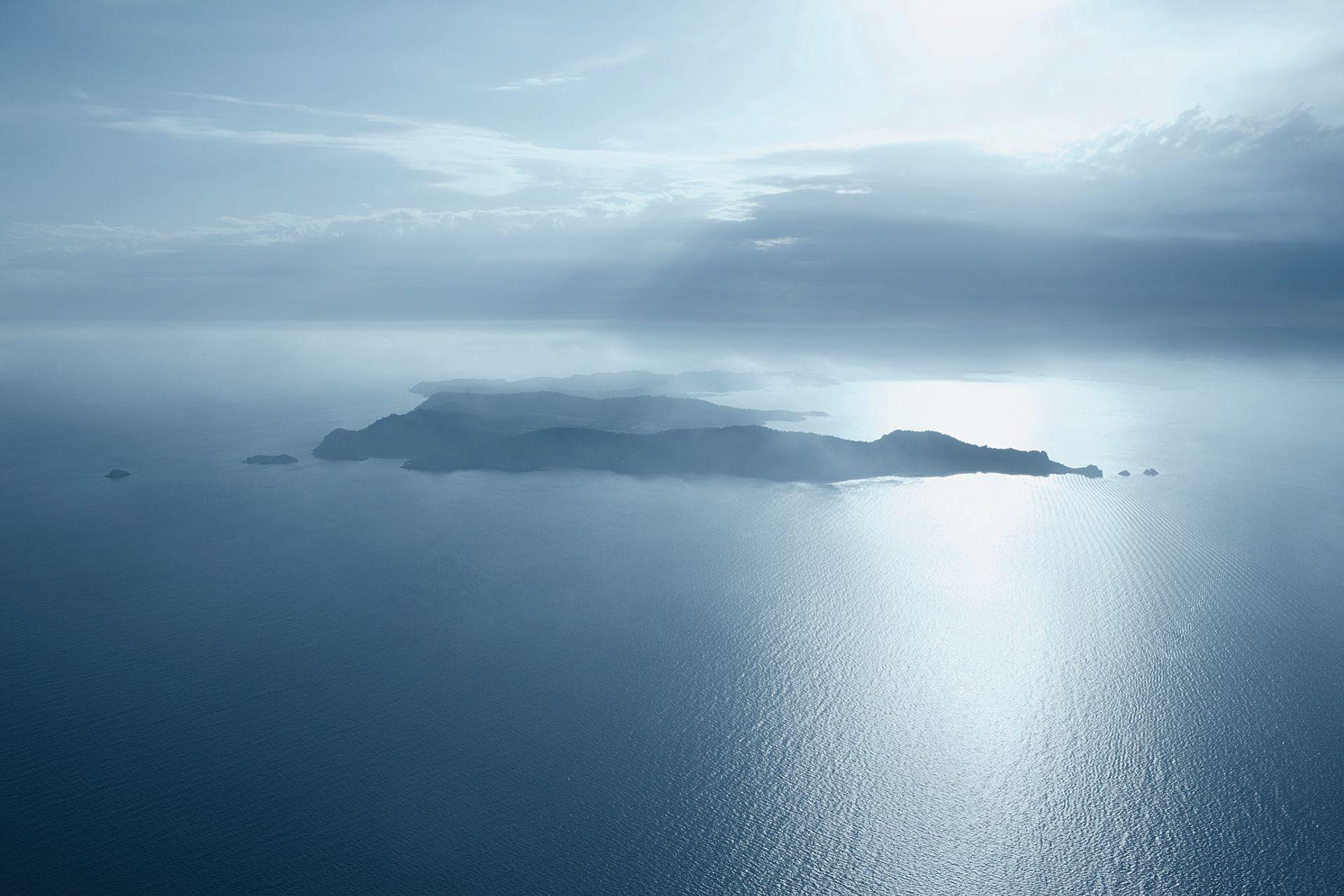 Porquerolles island Photo: Eric Valli