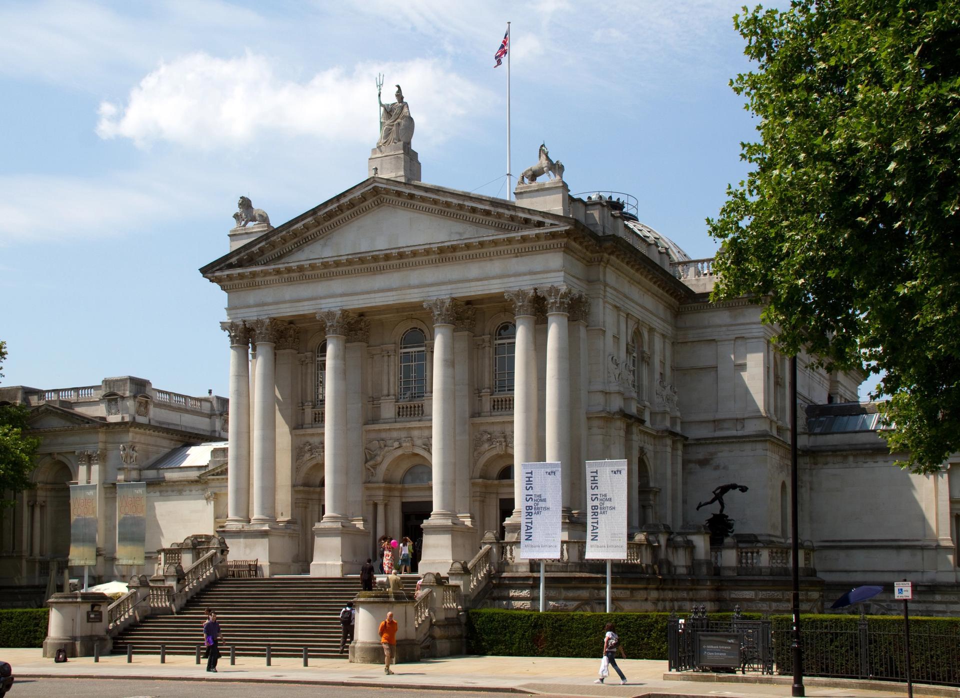 Tate gallery Photo: Tony Hisgett