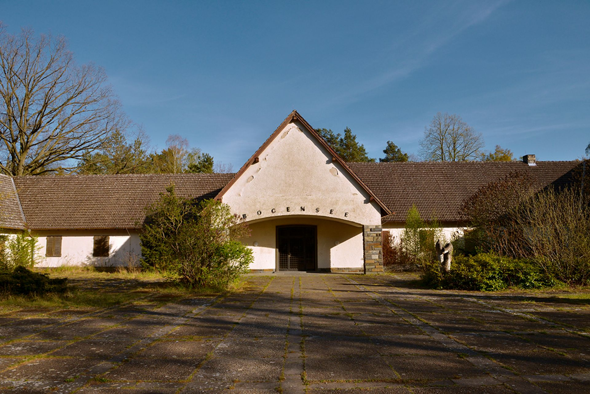 The retreat of Bogensee was used by Joseph Goebbels to seduce film actresses Courtesy of LKC Bogensee