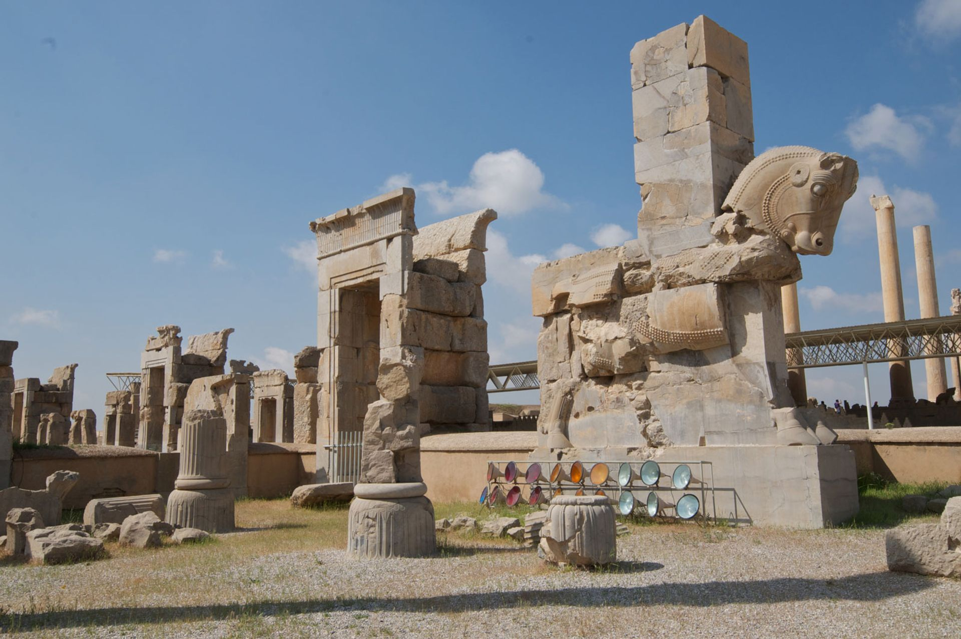 Persepolis is among the sites that might be targeted by US bombs © A.Davey/Flickr