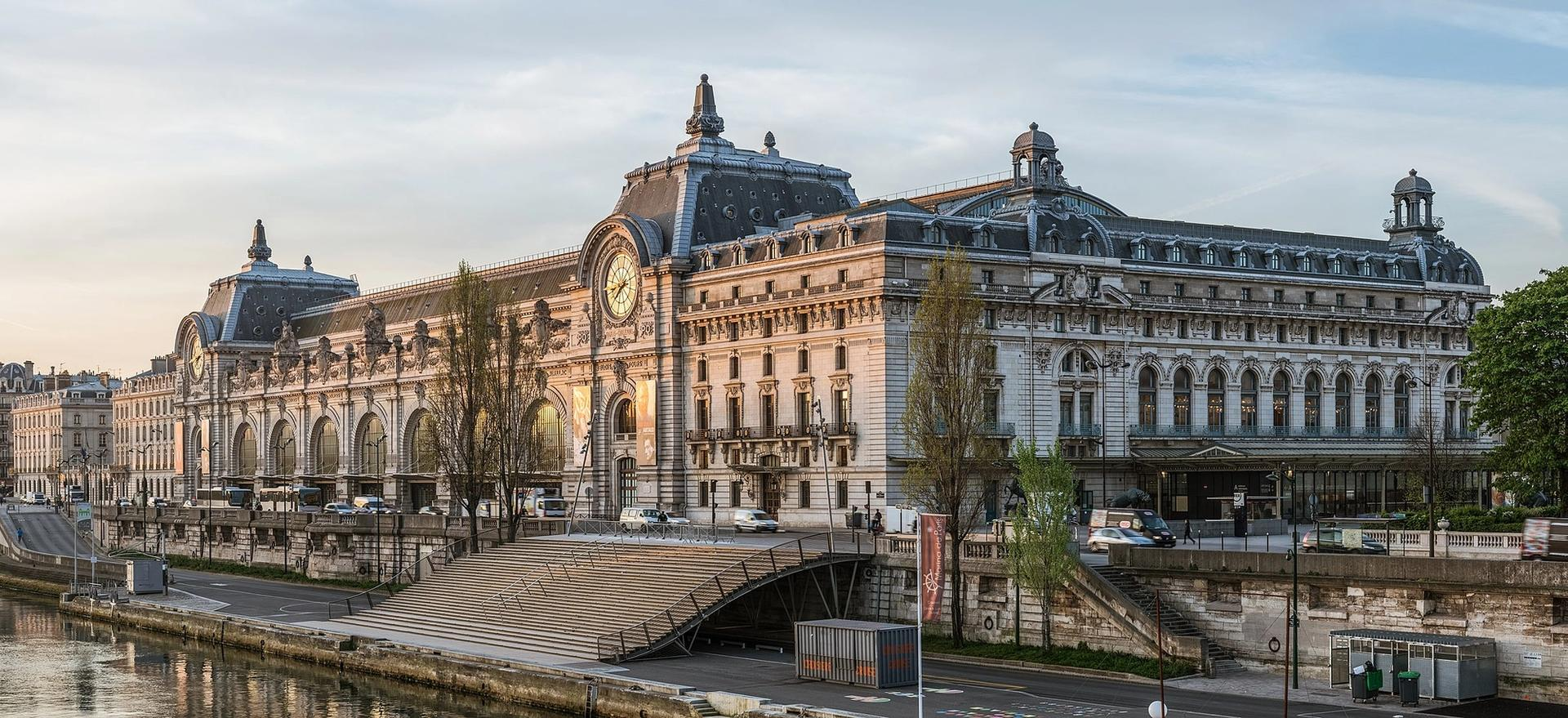 The Musée d'Orsay in Paris will be renamed after the late French president Valéry Giscard d'Estaing Photo: DXR