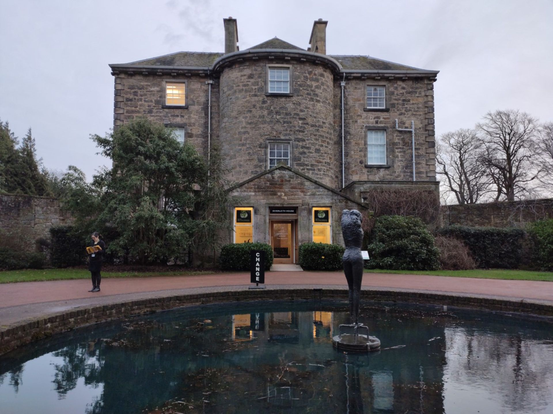 Inverleith House will become Climate House courtesy Royal Botanic Garden Edinburgh