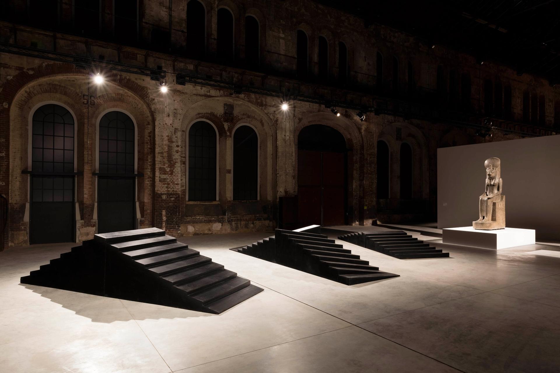 Andrea Rossetti. Courtesy of the OGR—Officine Grandi Riparazioni, Torino