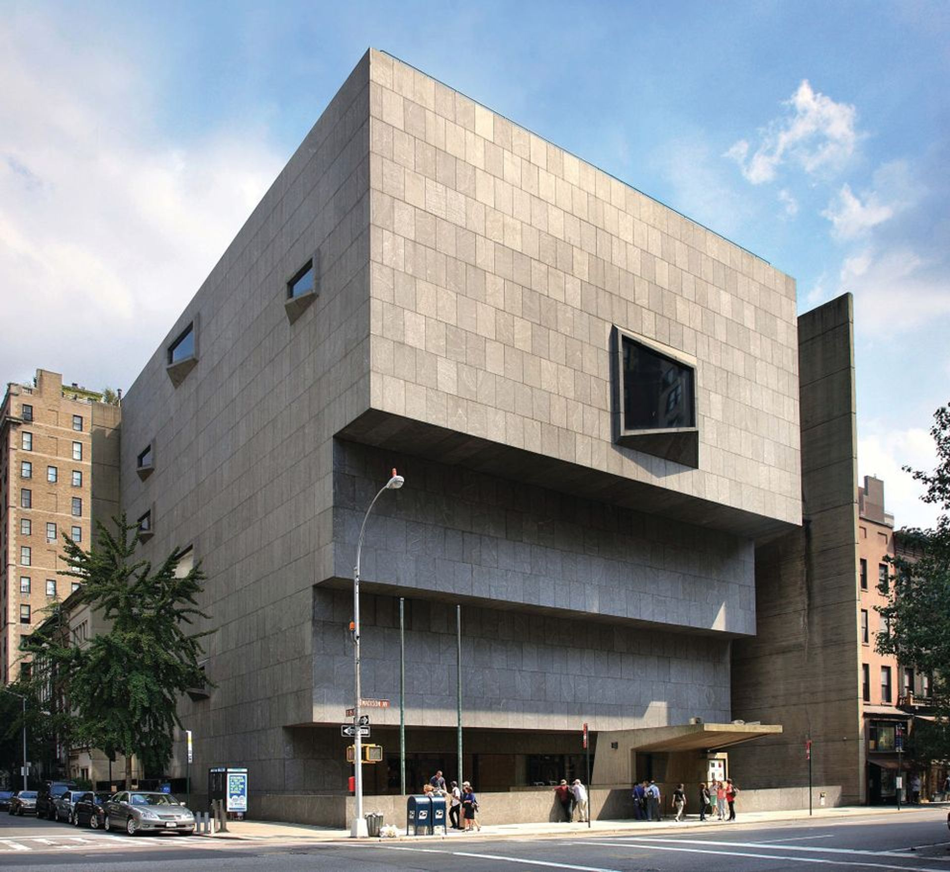 The Met opened a satellite for its Modern and contemporary art programme in the Breuer building in March 2016 Photo: © Ed Lederman