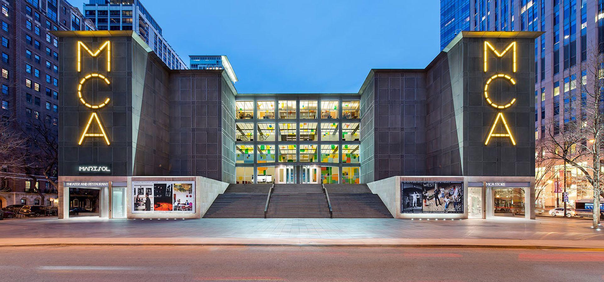 The Museum of Contemporary Art Chicago © Museum of Contemporary Art Chicago