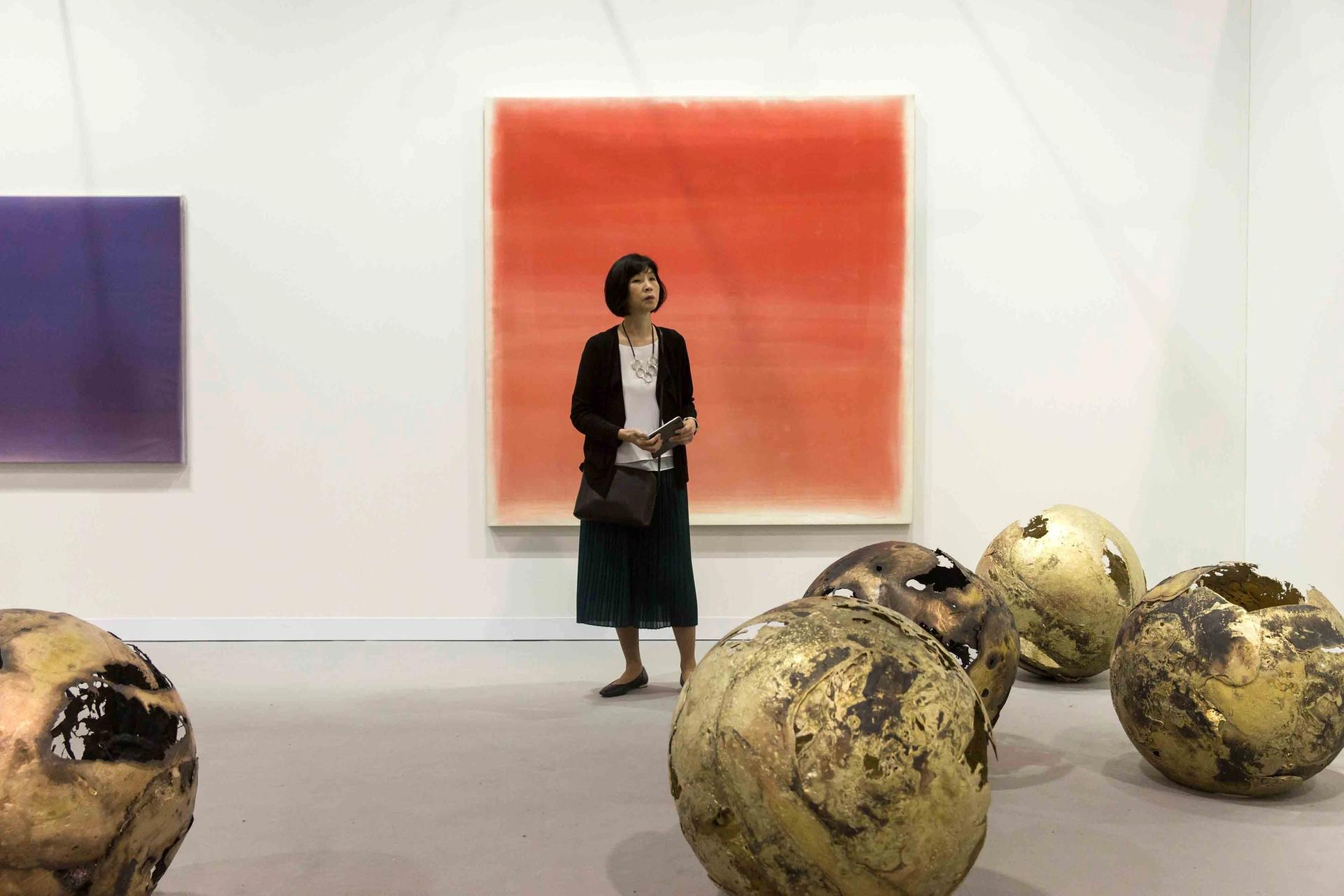 Exhibitors due to take part in the cancelled Art Basel in Hong Kong this year will be automatically readmitted, provided it is with a similar presentation © Art Basel