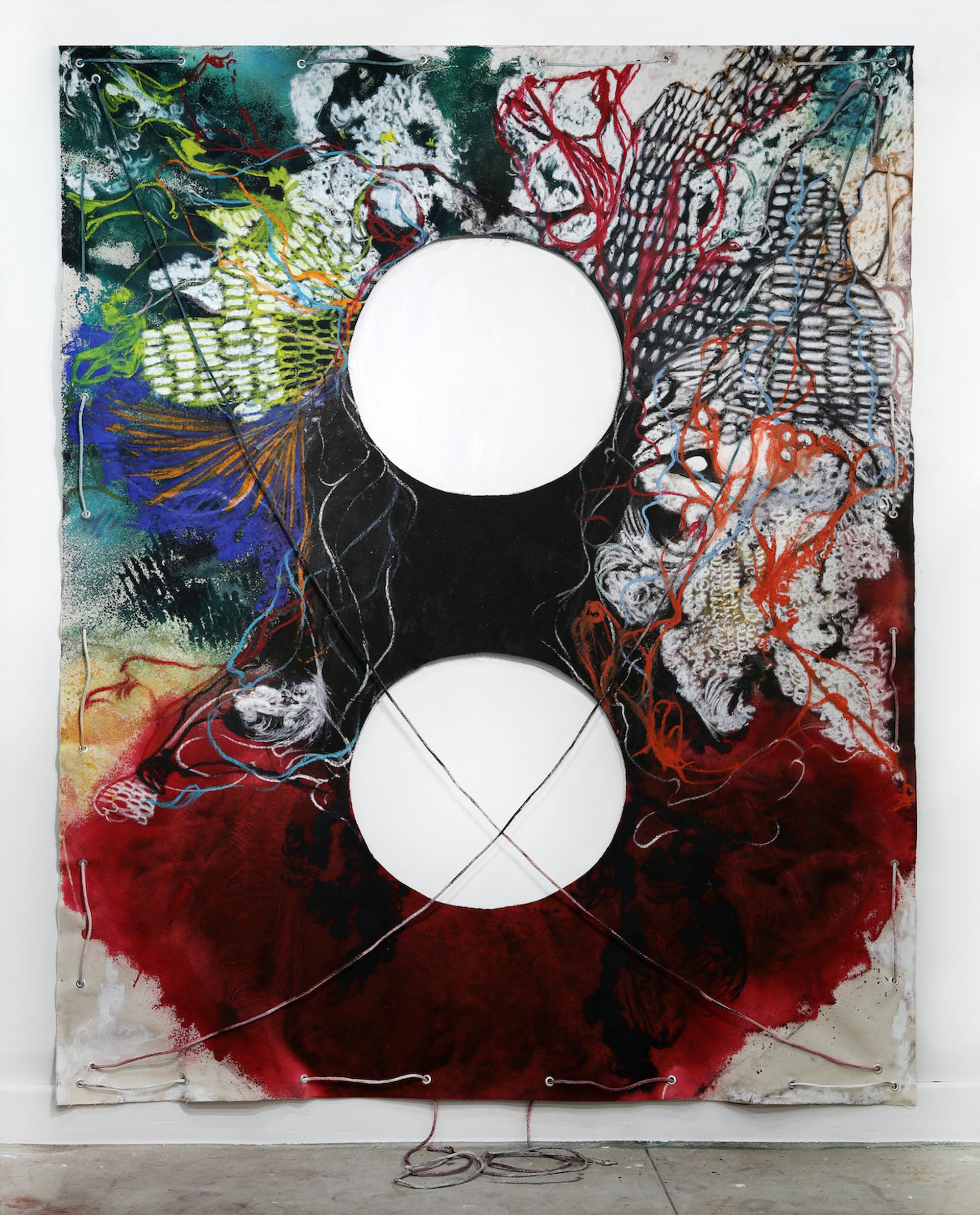 Tokyo gallery Misako & Rosen will feature works by Naotaka Hiro in FAIR. Courtesy of the artist and Misako & Rosen