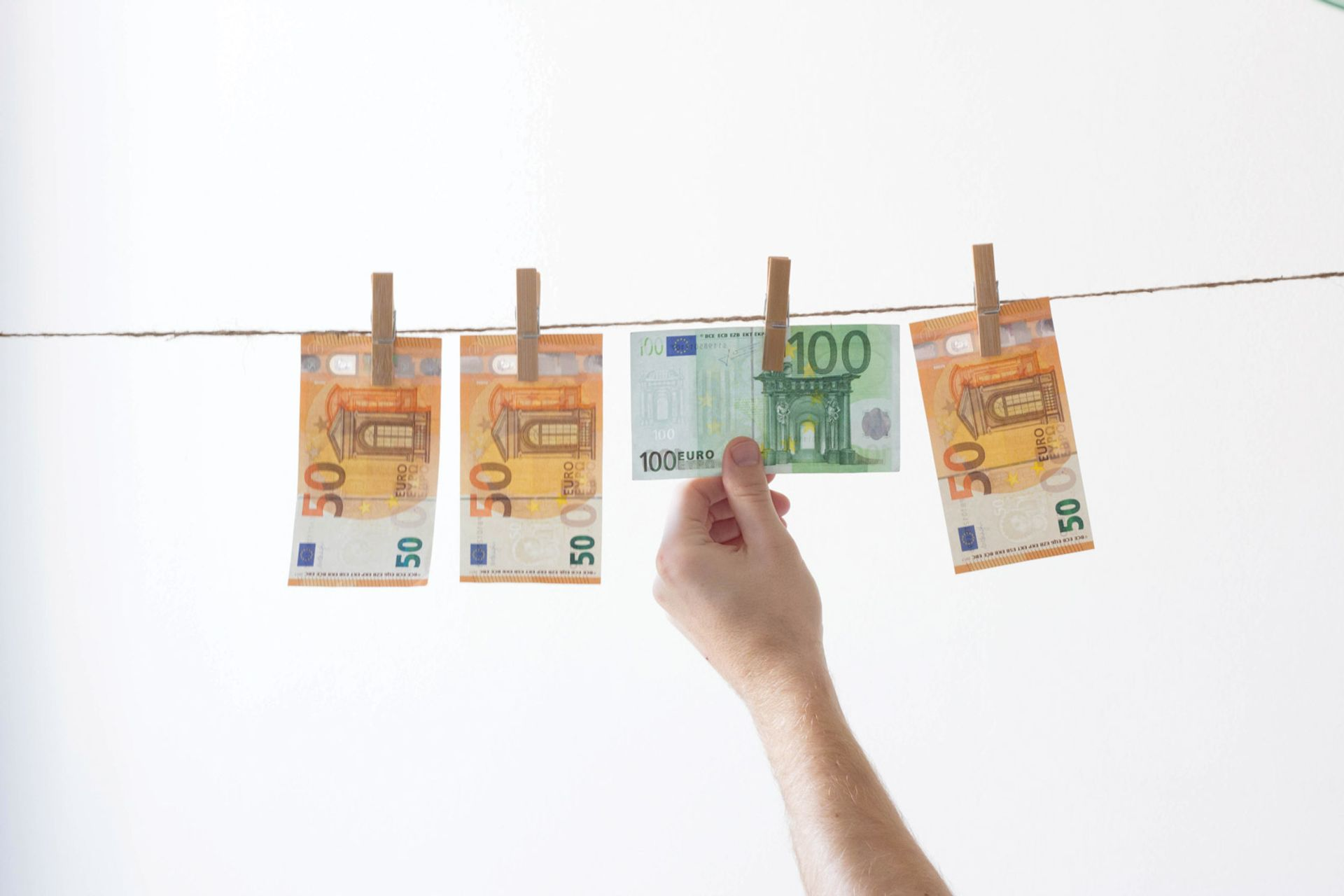 The art market is being specifically targeted for the first time in overhauled anti-money laundering regulations ©Marco Verch