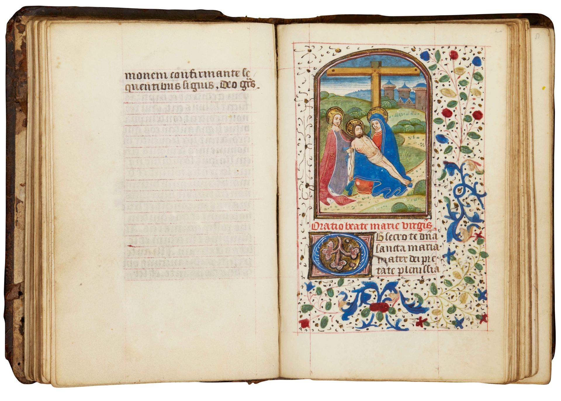 The 600 volumes includes 11 valuable medieval manuscripts © Bonn University and State Library