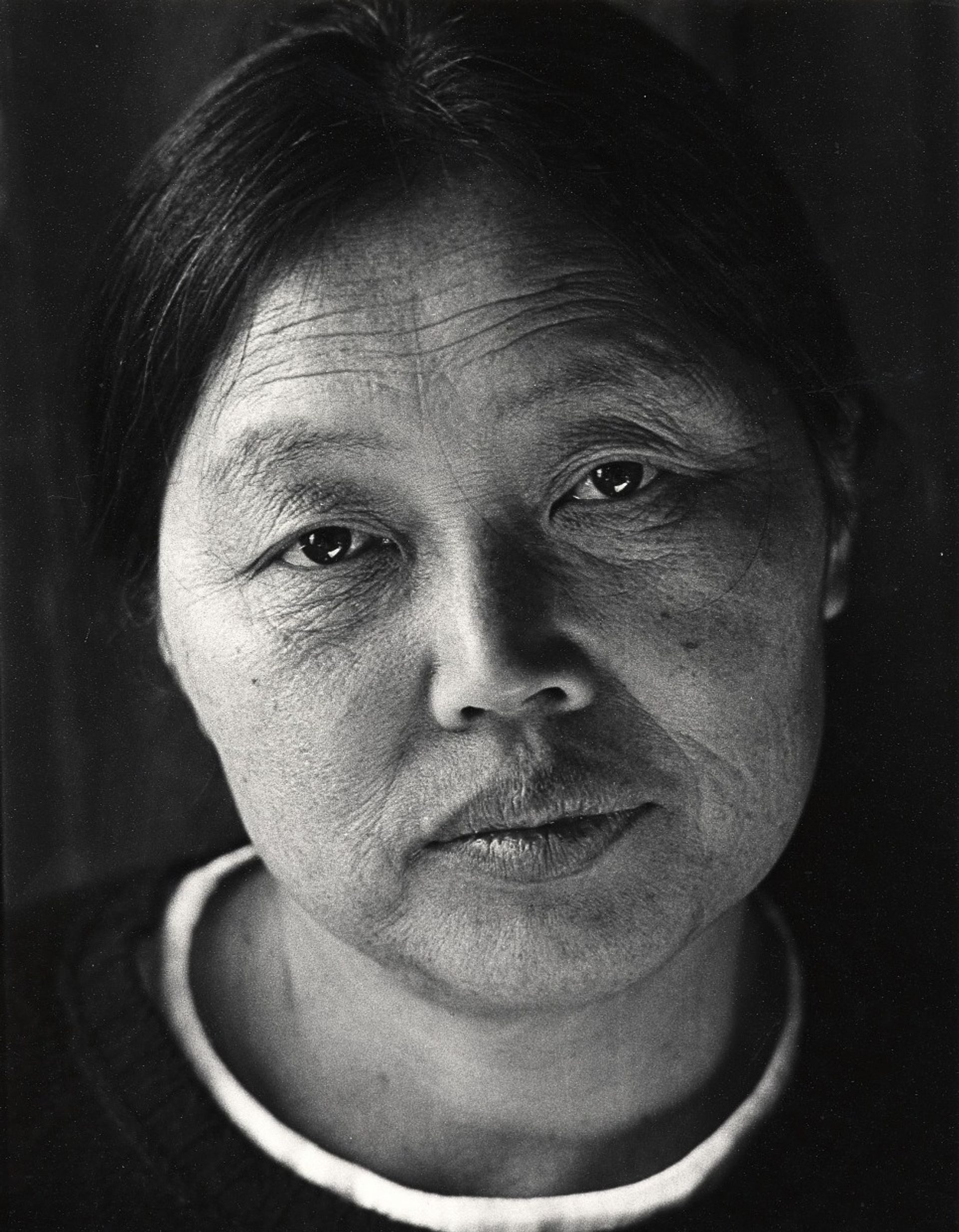 The late artist Ruth Asawa (photographed in 1973) is one of the artists profile in The Archives of American Art's focus on Asian Pacific American artists this month Mimi Jacobs