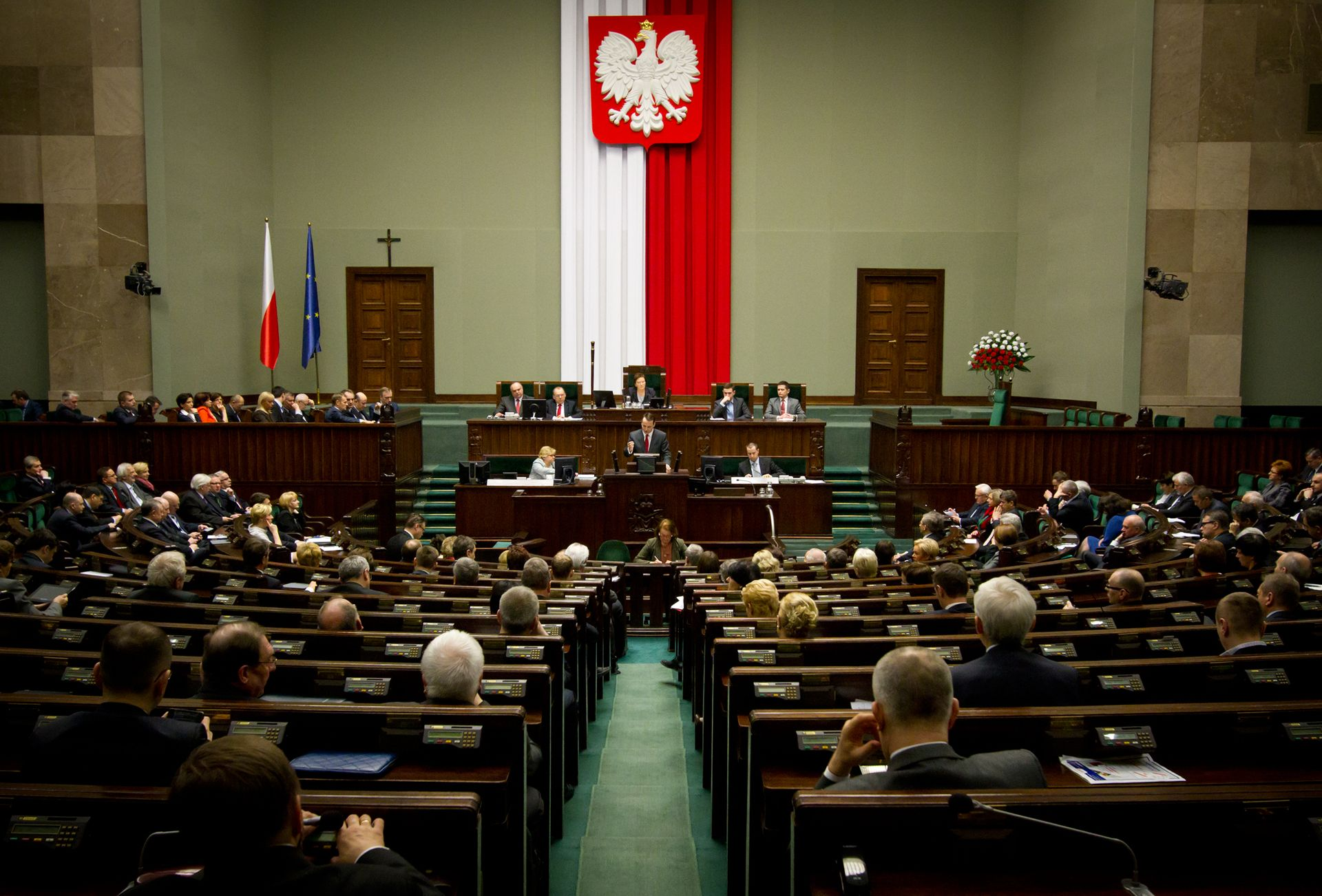 Poland's new law sets a 30-year limit on any claims to property, including art, stolen by Nazi Germany Photo:  Ministry of Foreign Affairs of the Republic of Poland