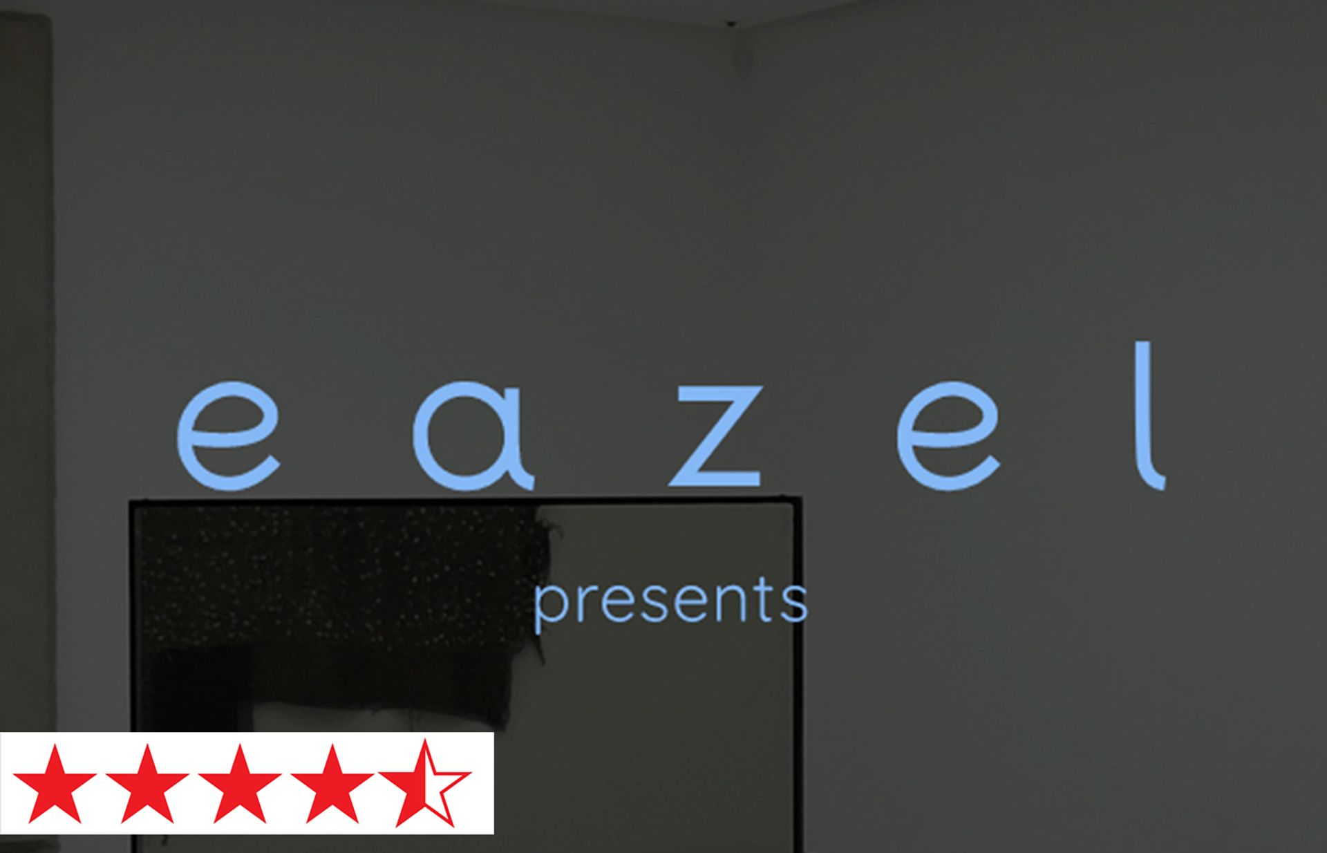 Eazel is a complete, self-contained, digital art ecosystem
