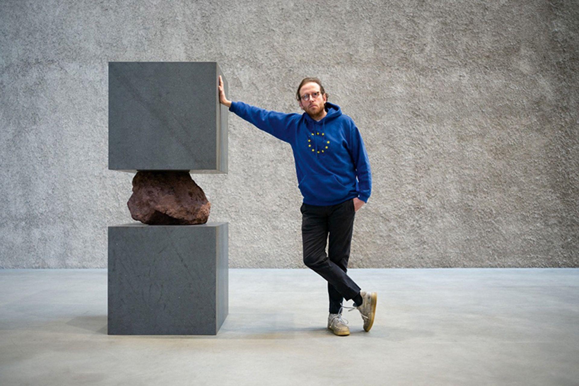 "Johann König of König Galerie: ""It's a shame to see the UK regress to a position of imposing borders"" Courtesy of König Galerie"