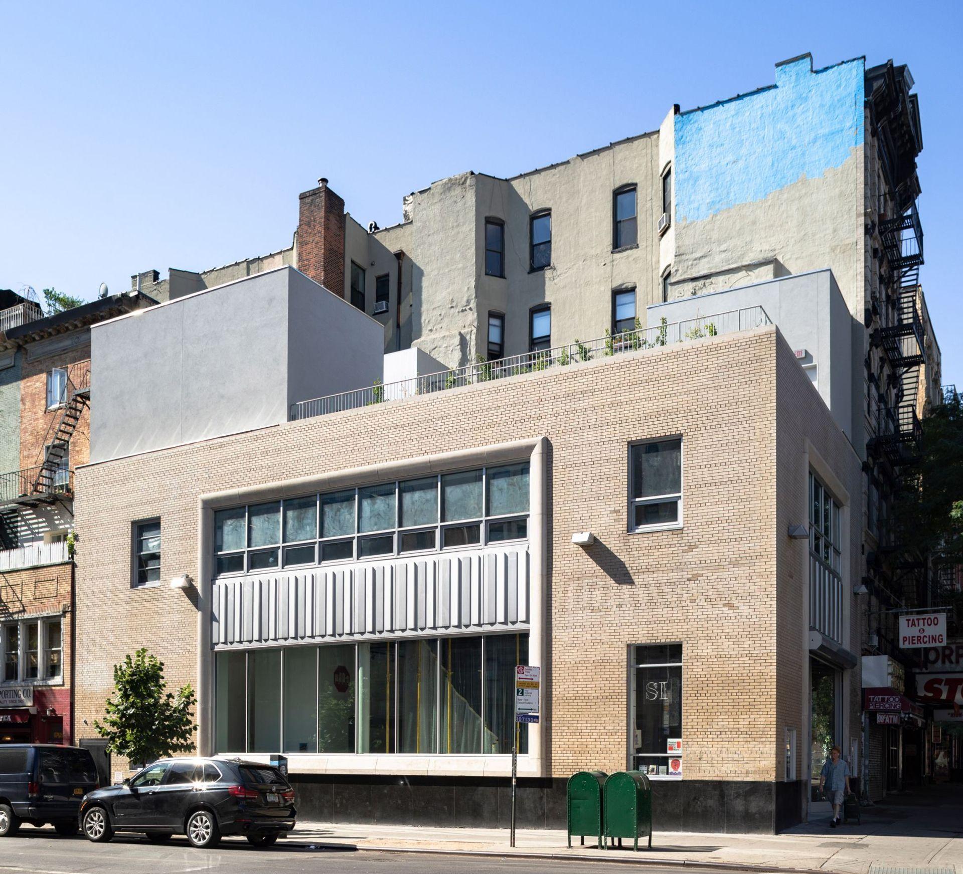 Swiss Institute, New York Photo: Nicholas Venezia, courtesy Selldorf Architects