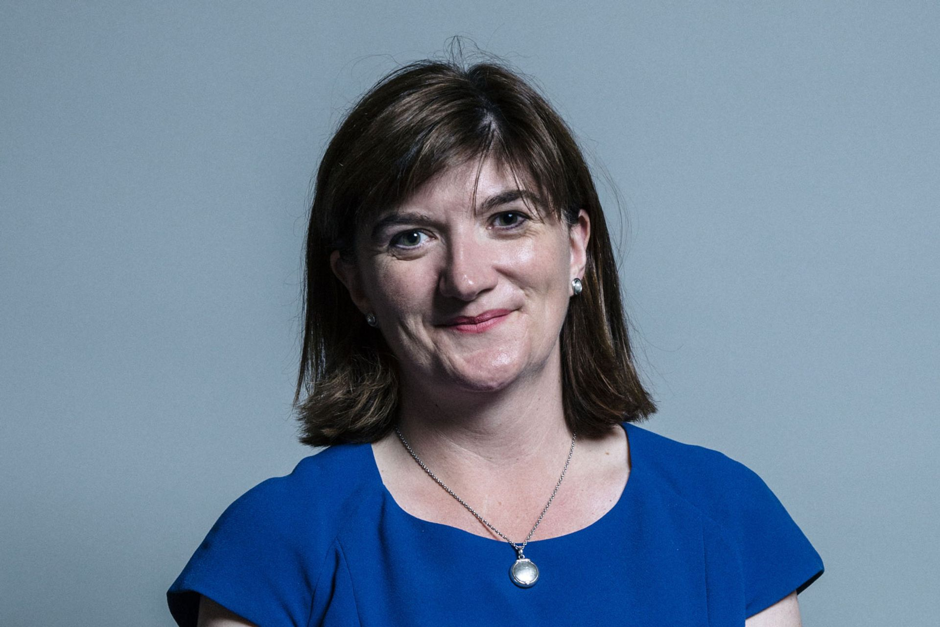 Nicky Morgan is the new UK Secretary of State for Digital, Culture, Media and Sport