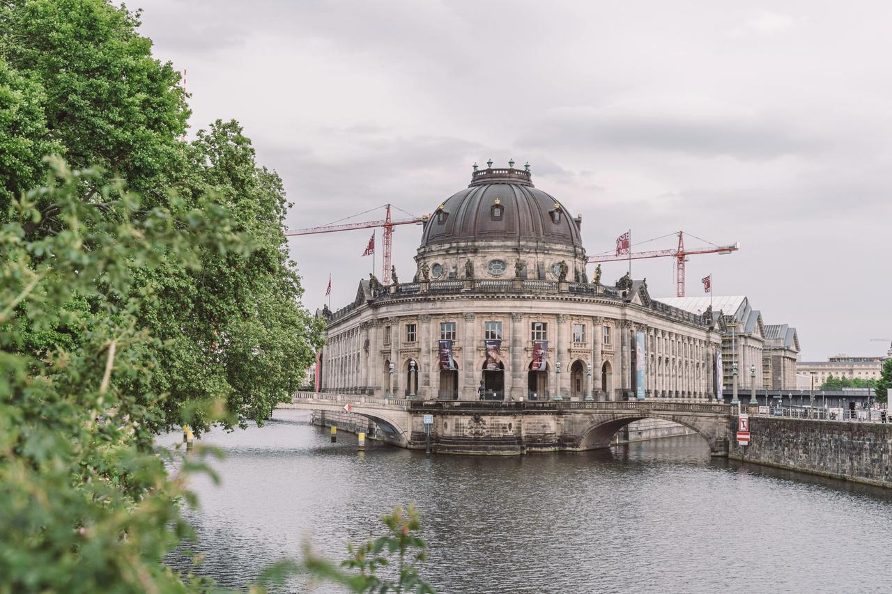 The foundation oversees the museums on Berlin's Museum Island © Fionn Grosse