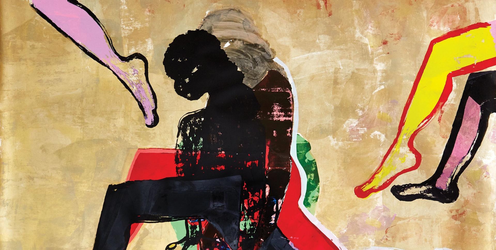 Virginia Chihota's Kumira Mutariro (Waiting in Faith) 2017 Virginia Chihota's Kumira Mutariro (Waiting in Faith) (2017) Courtesy of Tiwani Contemporary