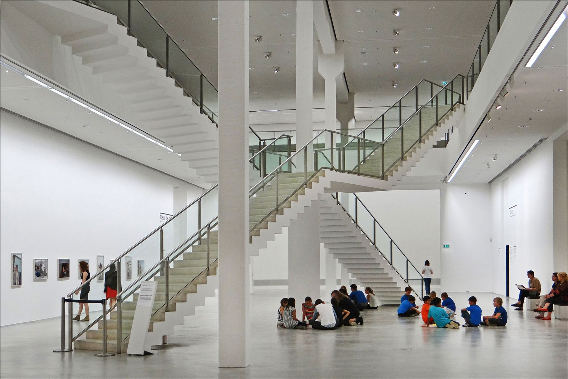 The Berlinische Galerie has closed due to structural problems © Jean-Pierre Dalbéra/Flickr