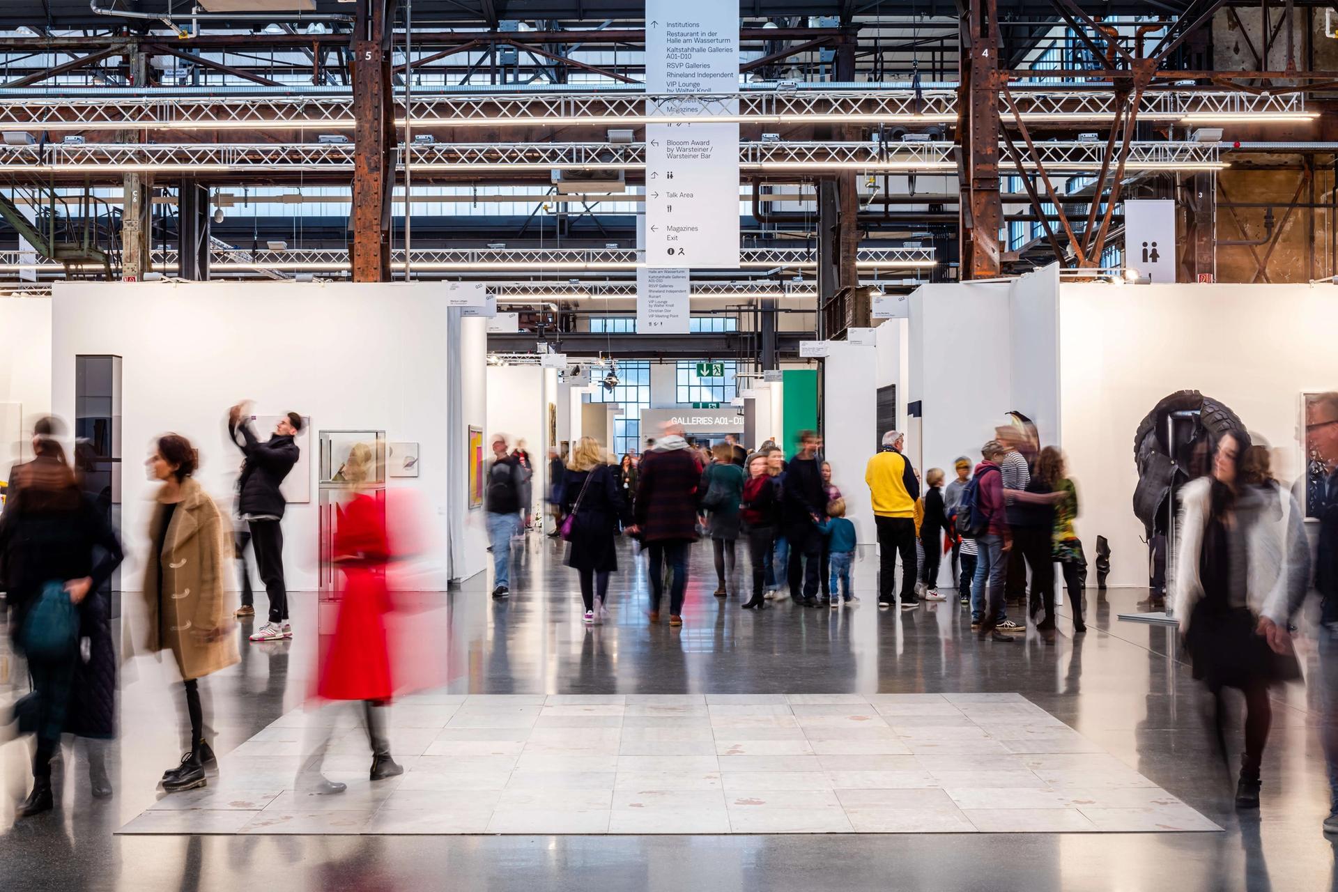Art Düsseldorf 2019 © Sebastian Drüen