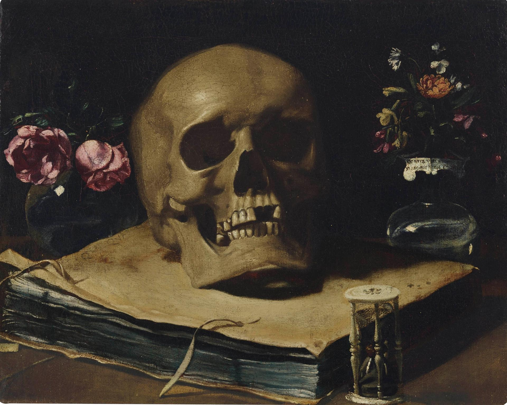 Guernico's only known still life is estimated at $3m. Courtesy of Christie's