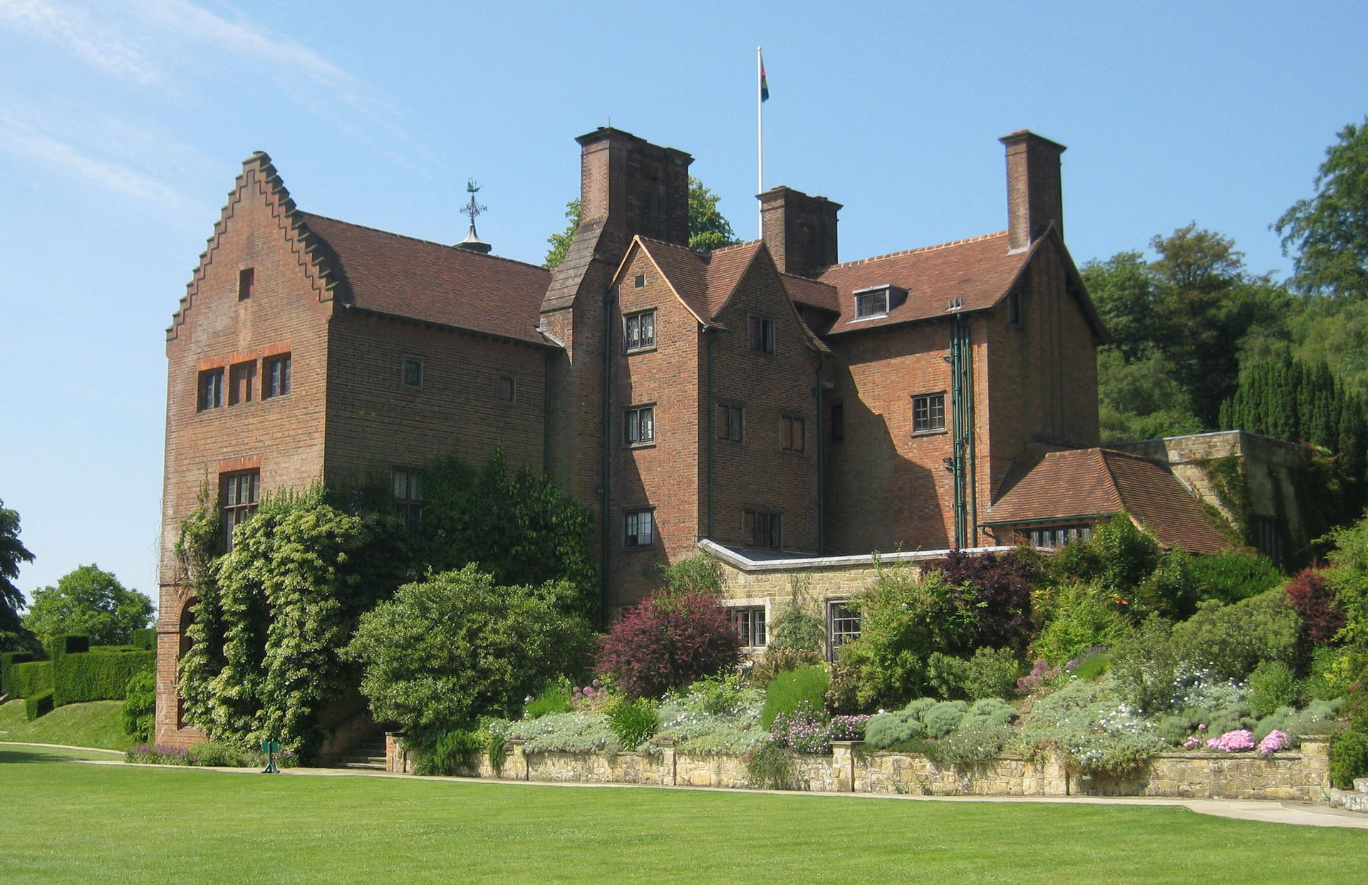 Chartwell, the former home of Winston Churchill, was included in the National Trust's report examining how properties in its care are connected to colonialism and historic slavery