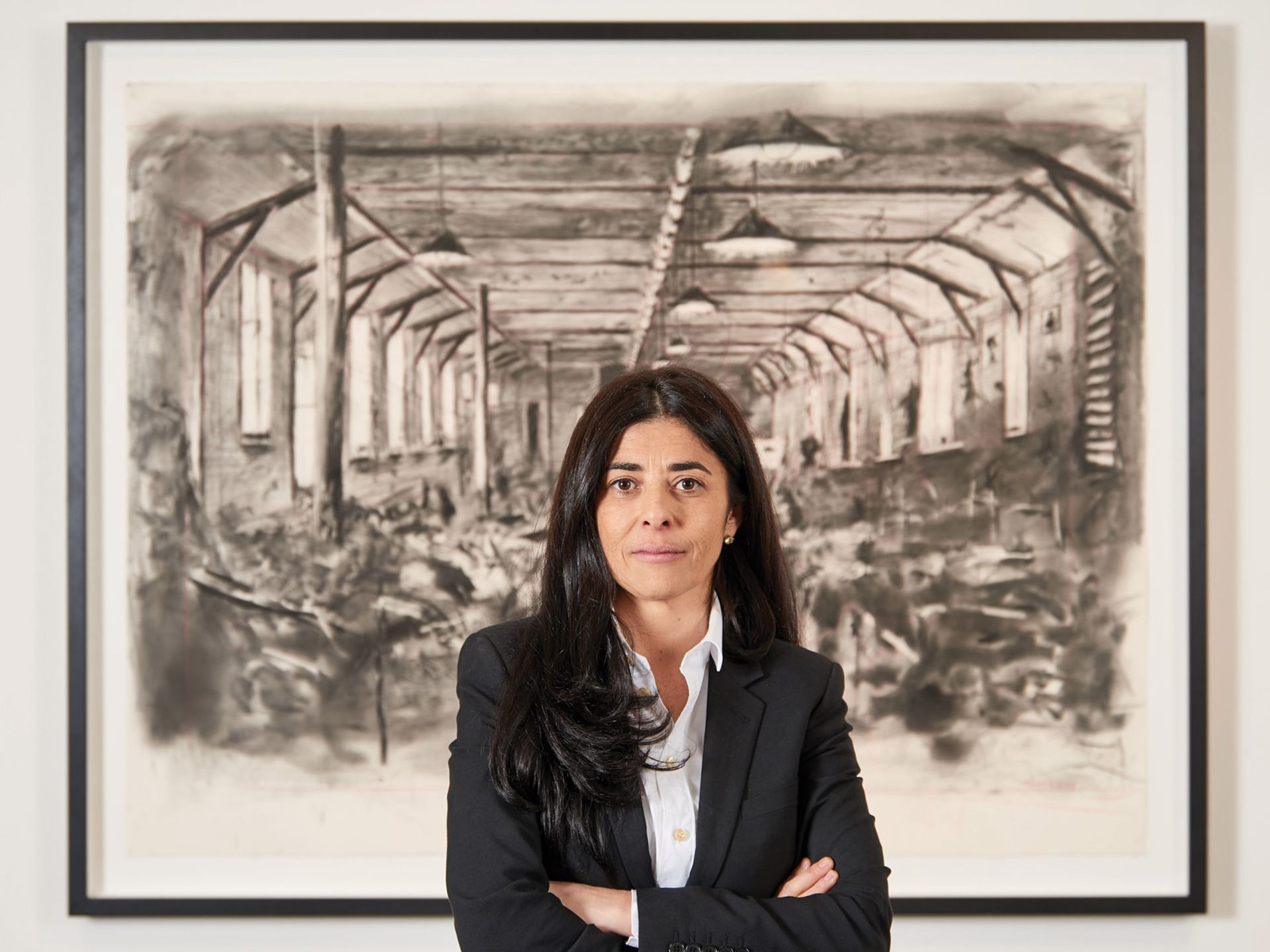 Liza Essers is working to bring previously excluded groups into the audience and collector base for contemporary art Courtesy Goodman gallery, Anthea Pokroy