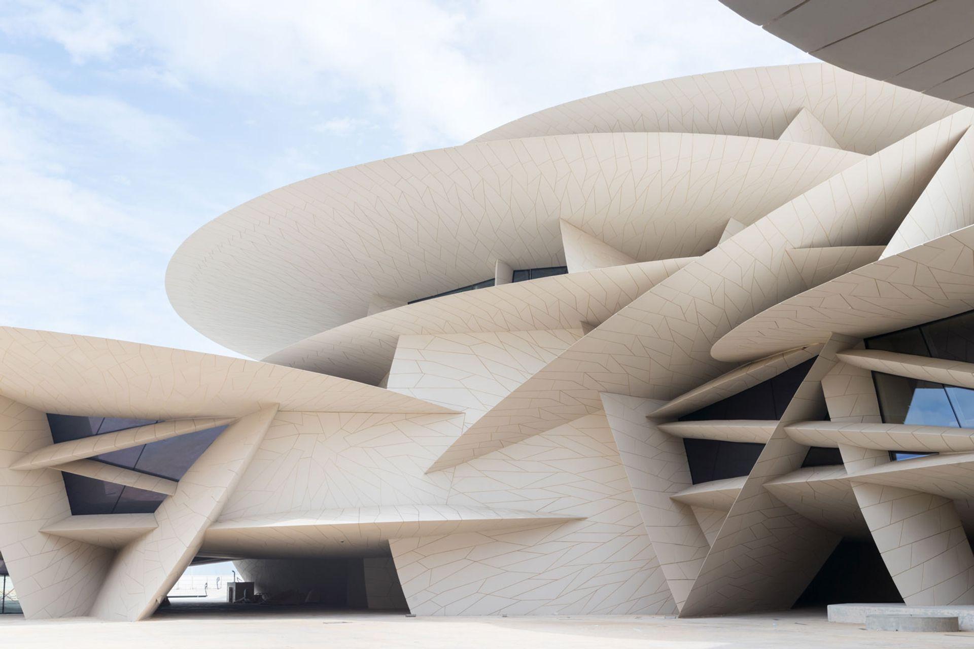 National Museum of Qatar © Iwan Baan