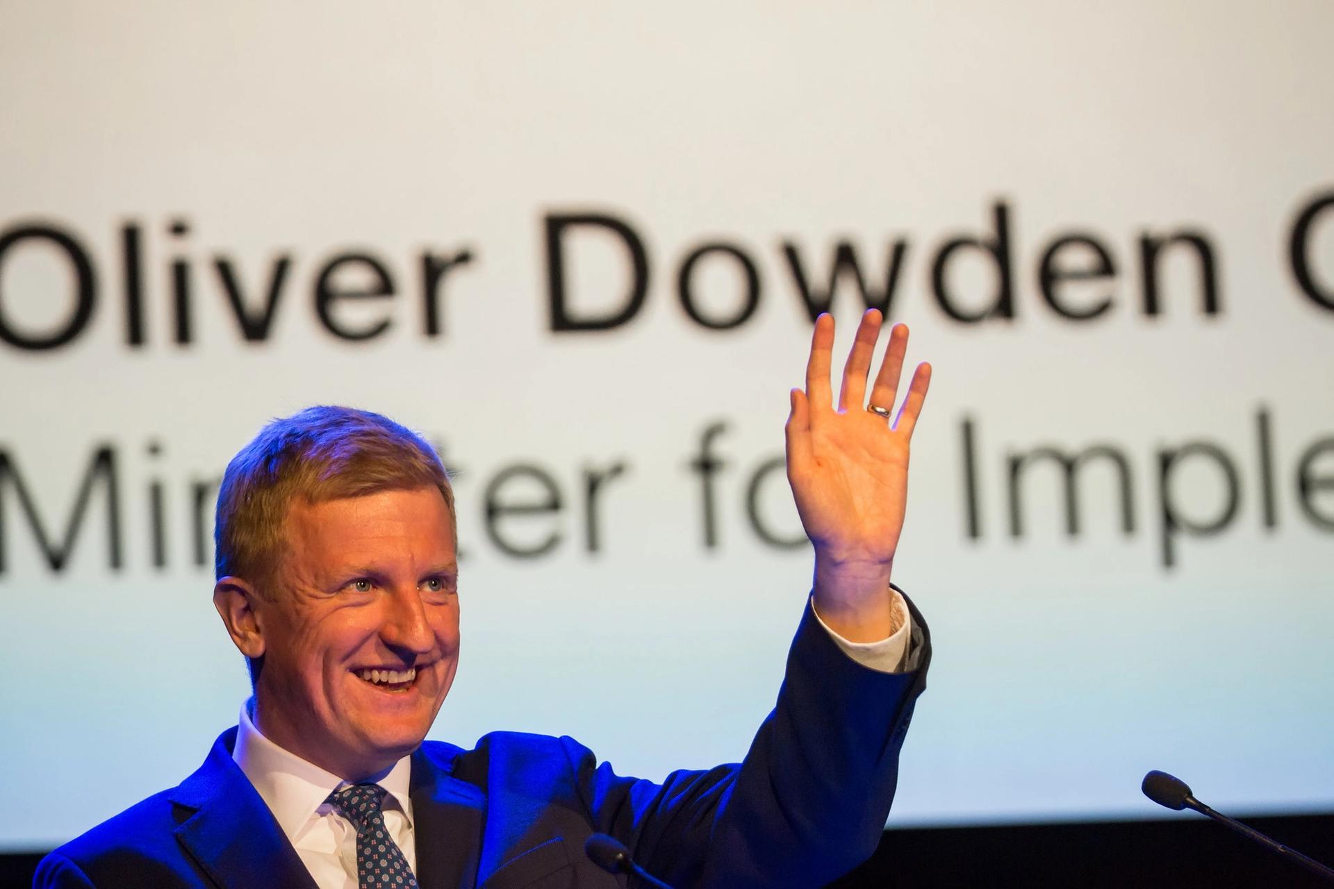 UK Culture secretary Oliver Dowden has garnered favour with his Conservative Party—but at the cost of the culture sector Photo: gdsteam