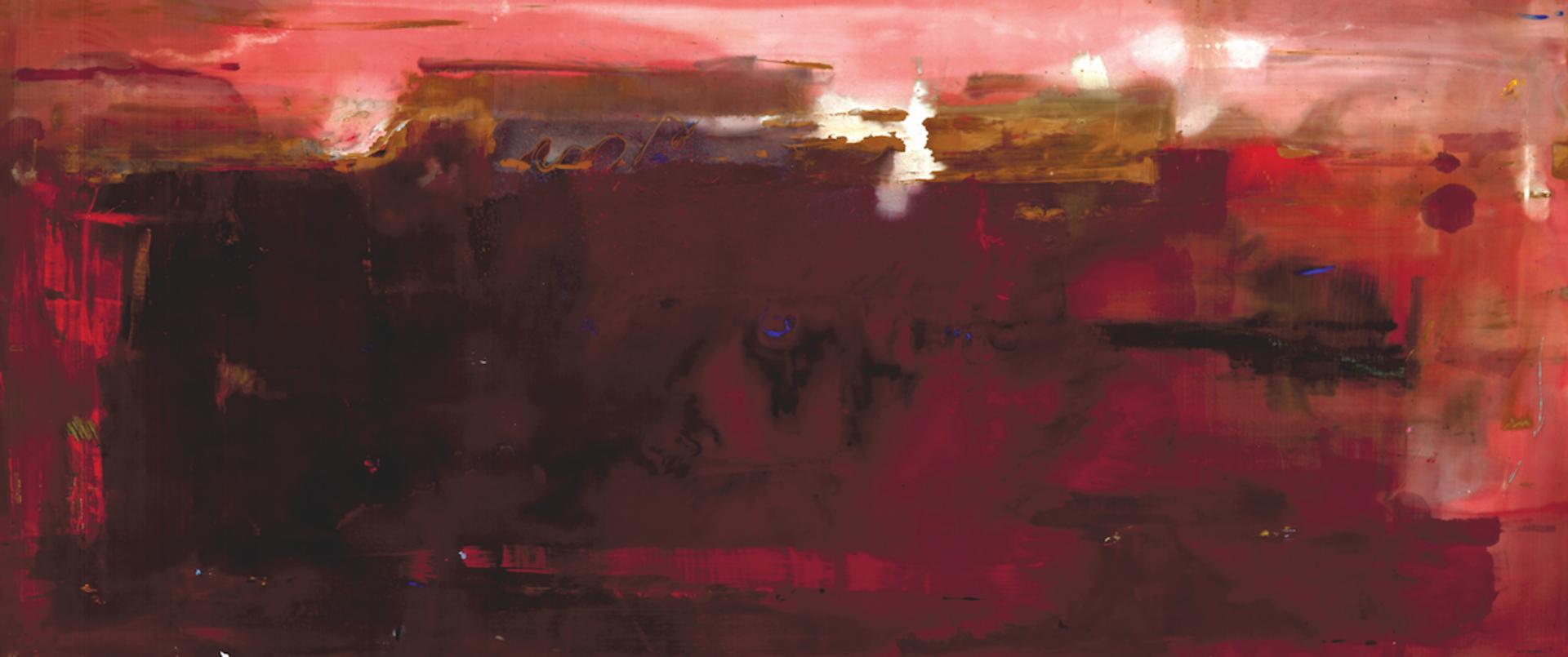 Helen Frankenthaler, Carousel (1979) Palm Springs Art Museum