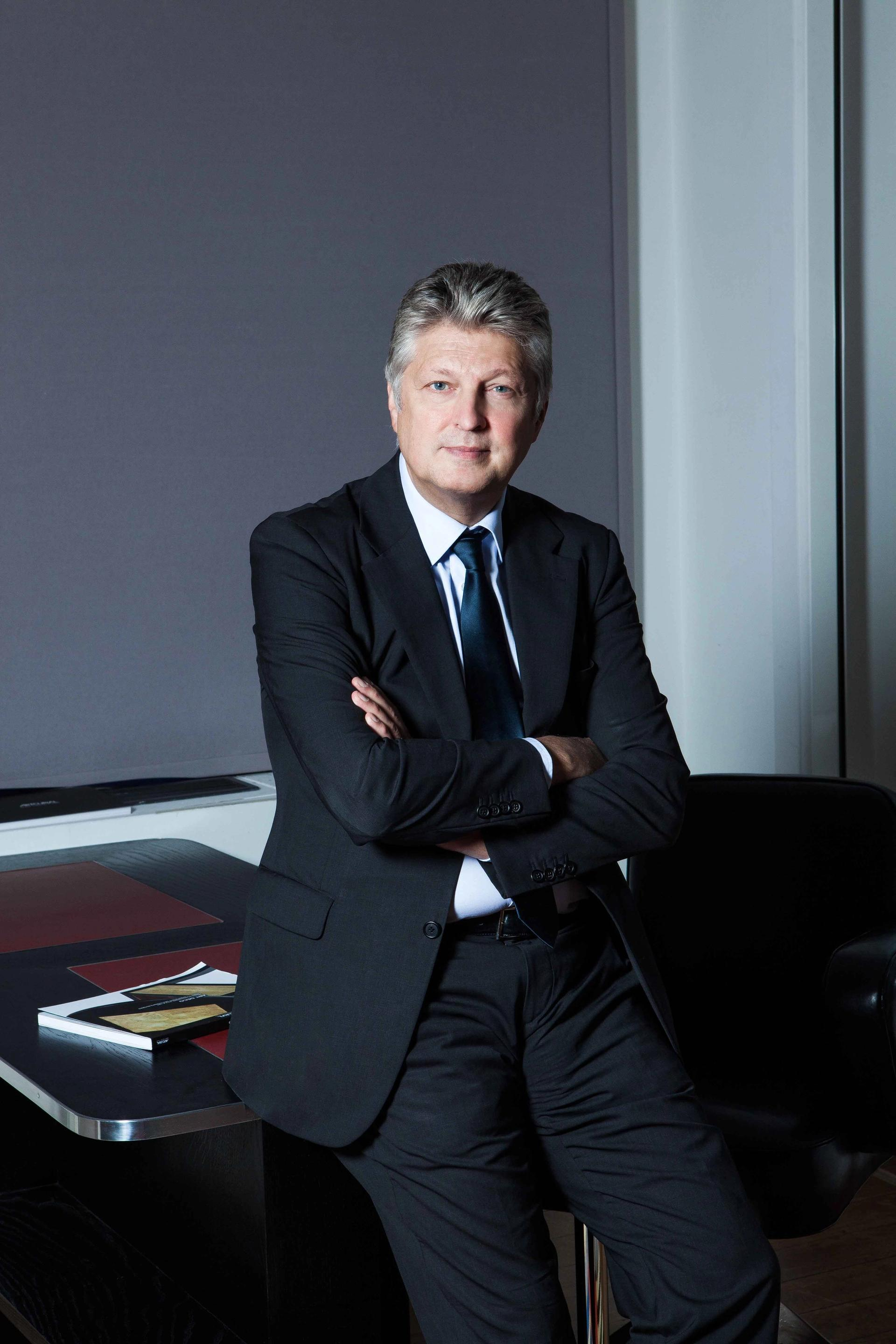 Francois Tajan, who has died aged 57 Courtesy of Artcurial