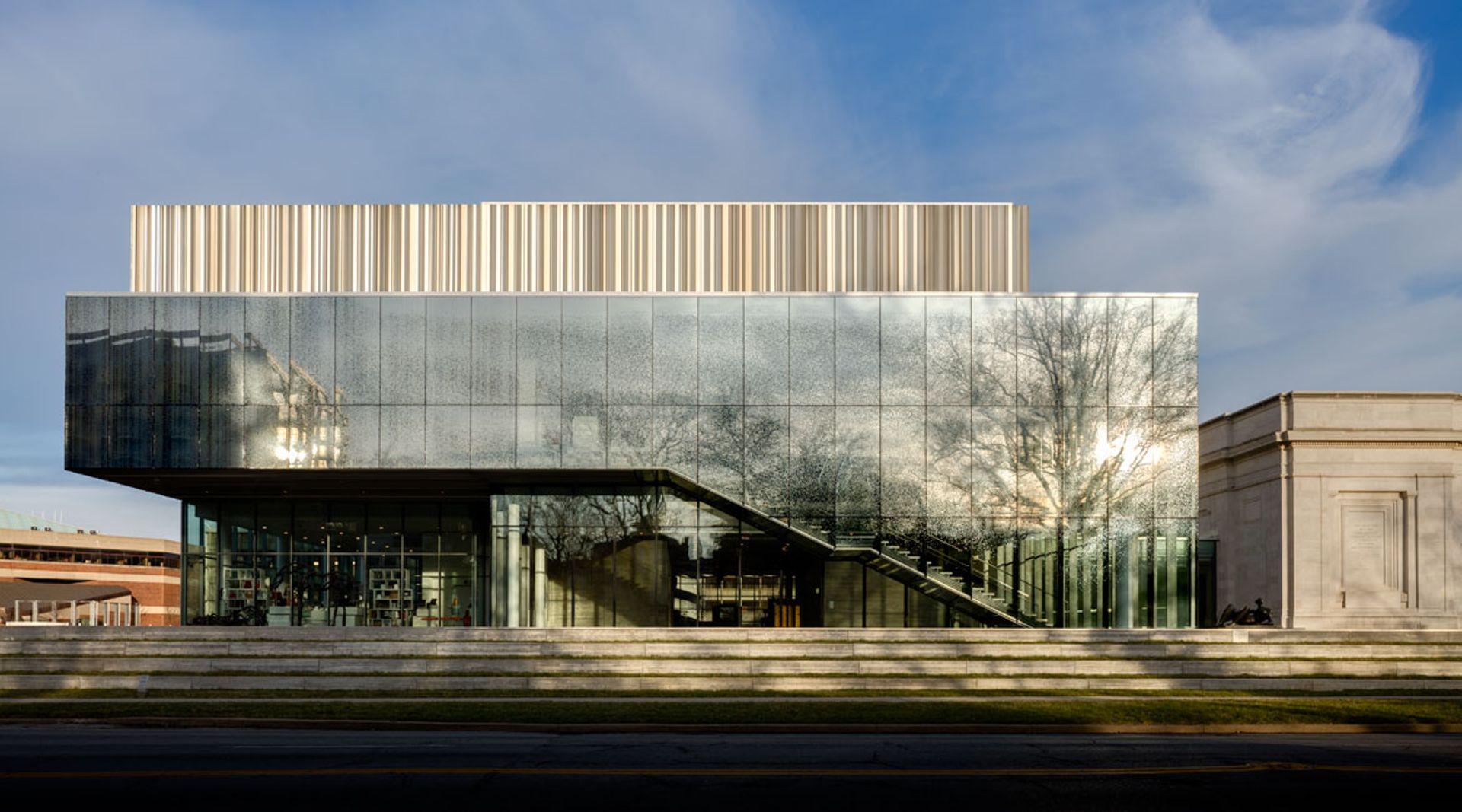 The Speed Art Museum in Louisville, Kentucky