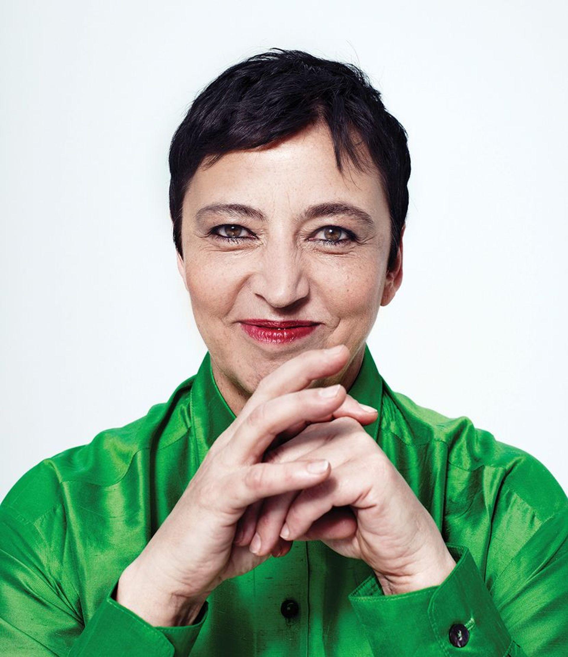 Beatrix Ruf Photo: Robin de Puy