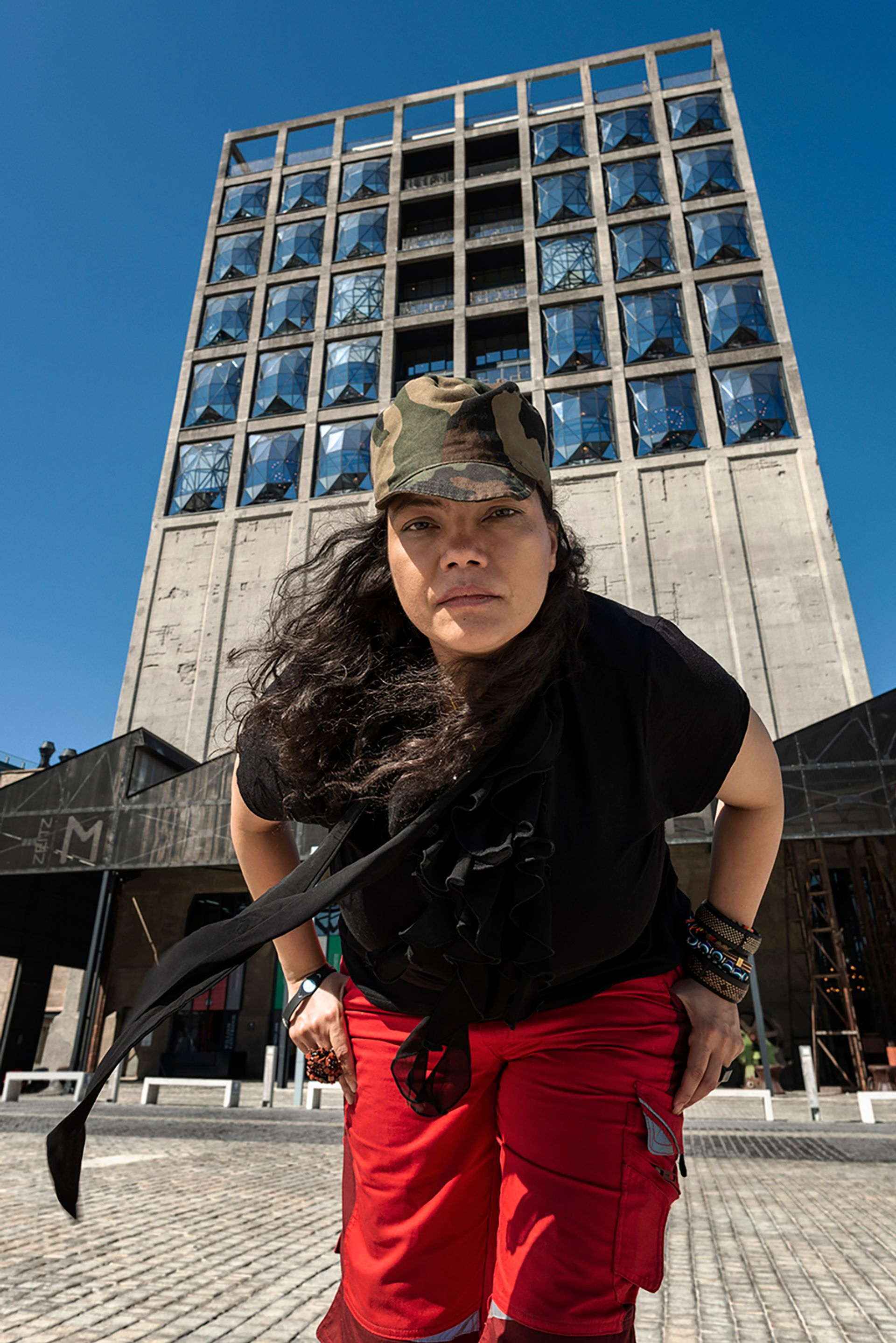 The South African artist Tracey Rose Courtesy of ZEITZ MOCAA
