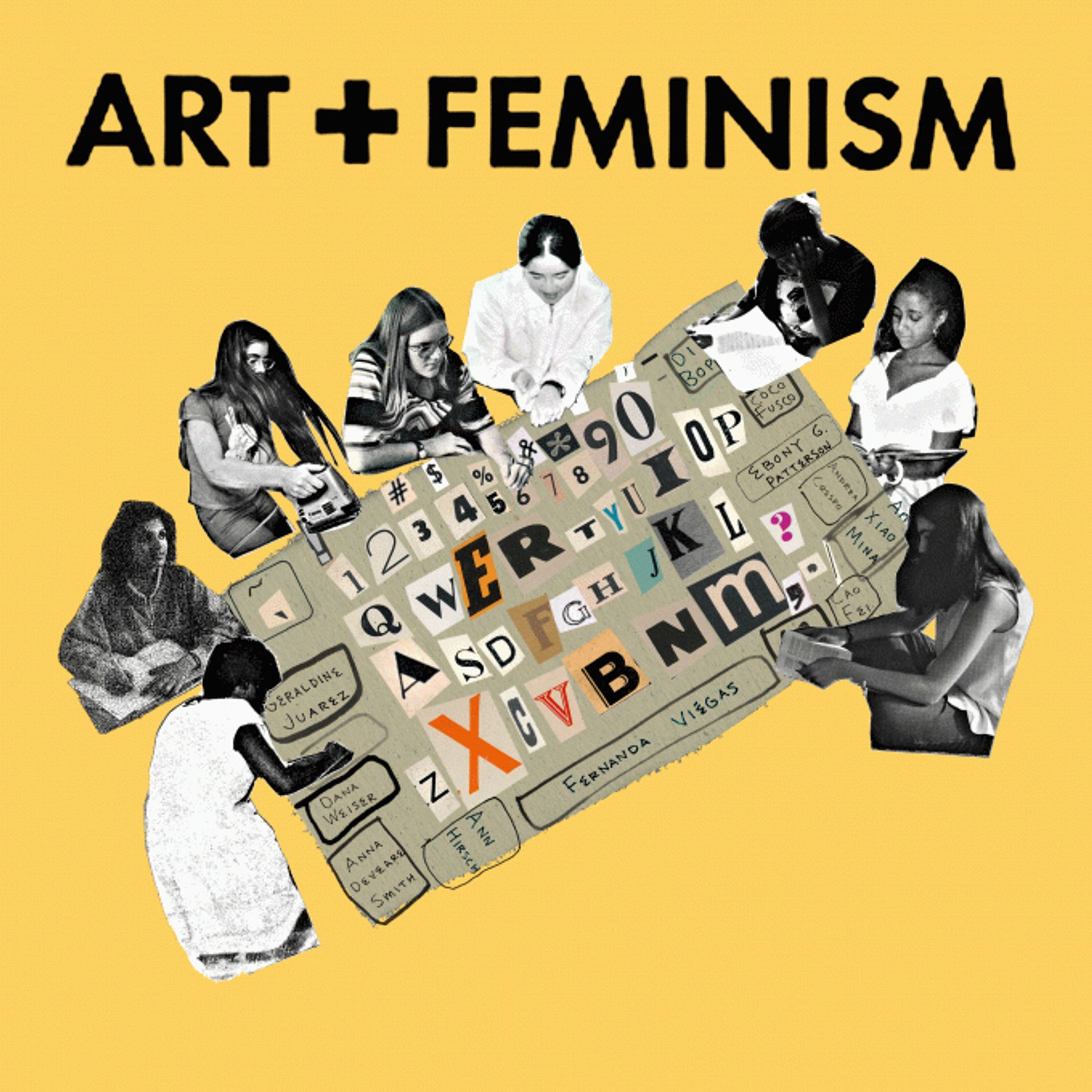 Art+Feminism's annual edit-a-thon is expanding in California