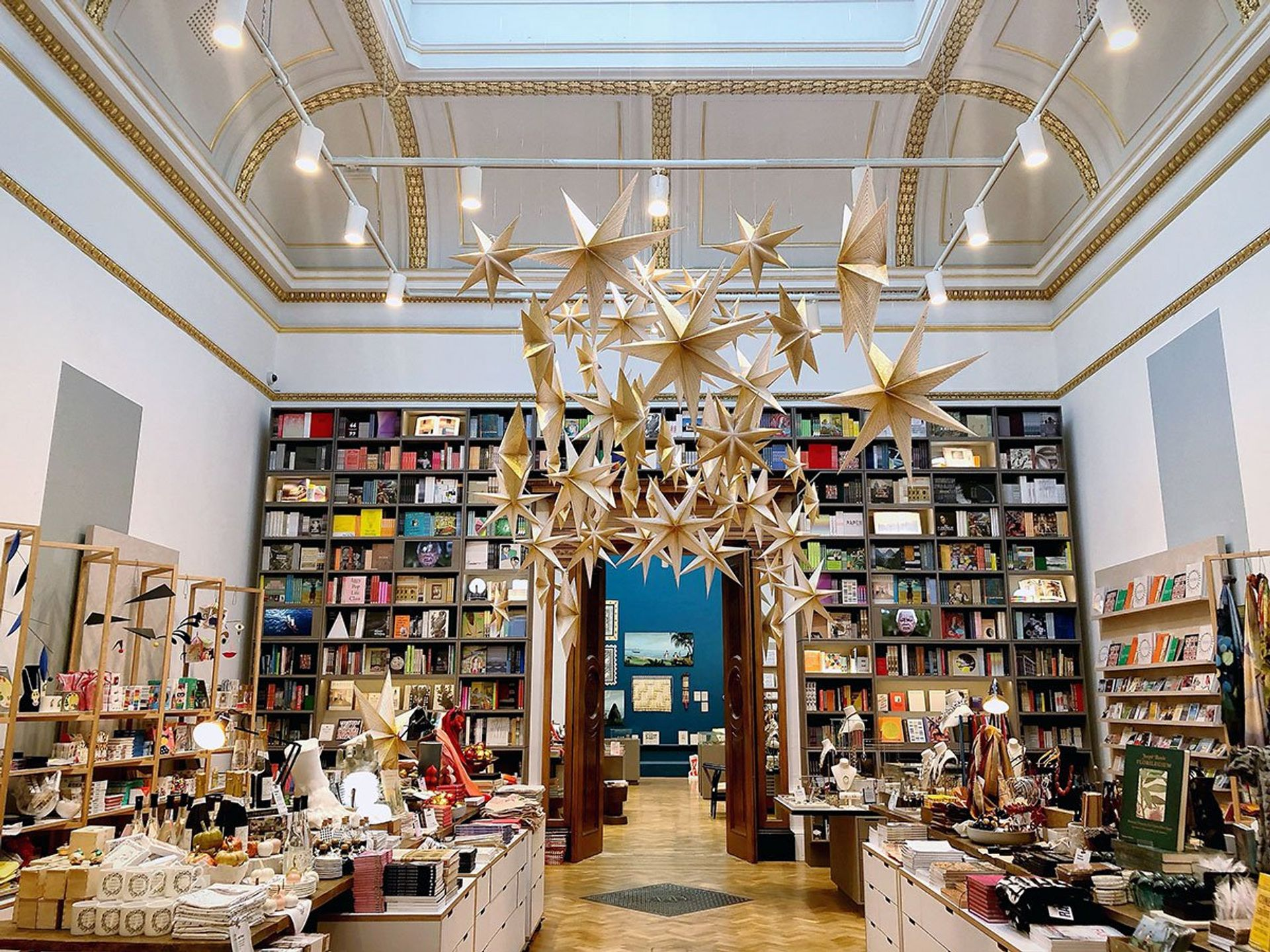 The Royal Academy of Arts gift shop will no longer sell products from the artist Jess de Wahls Courtesy of the Royal Academy of Arts, London
