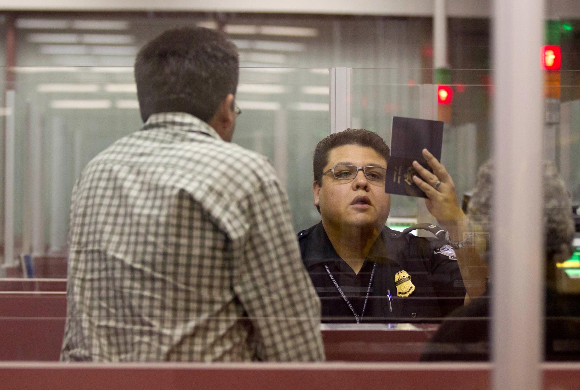 New State Department policies require almost all US visa applicants to submit their social media profiles, email addresses and phone numbers from the past five years AP Photo/Julie Jacobson