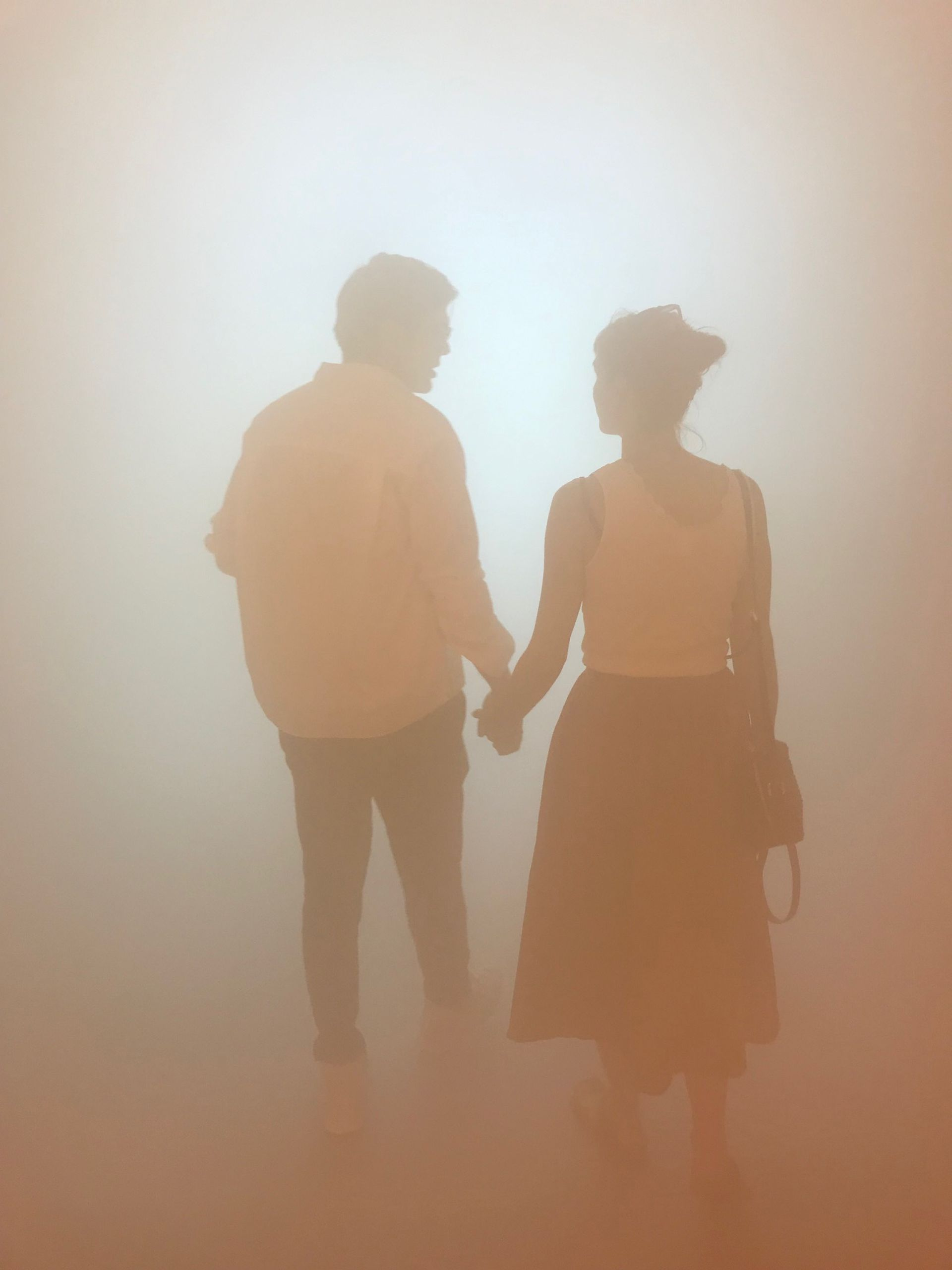 Olafur Eliasson: In Real Life is on show at Tate Modern until 5 January © Eddy Frankel