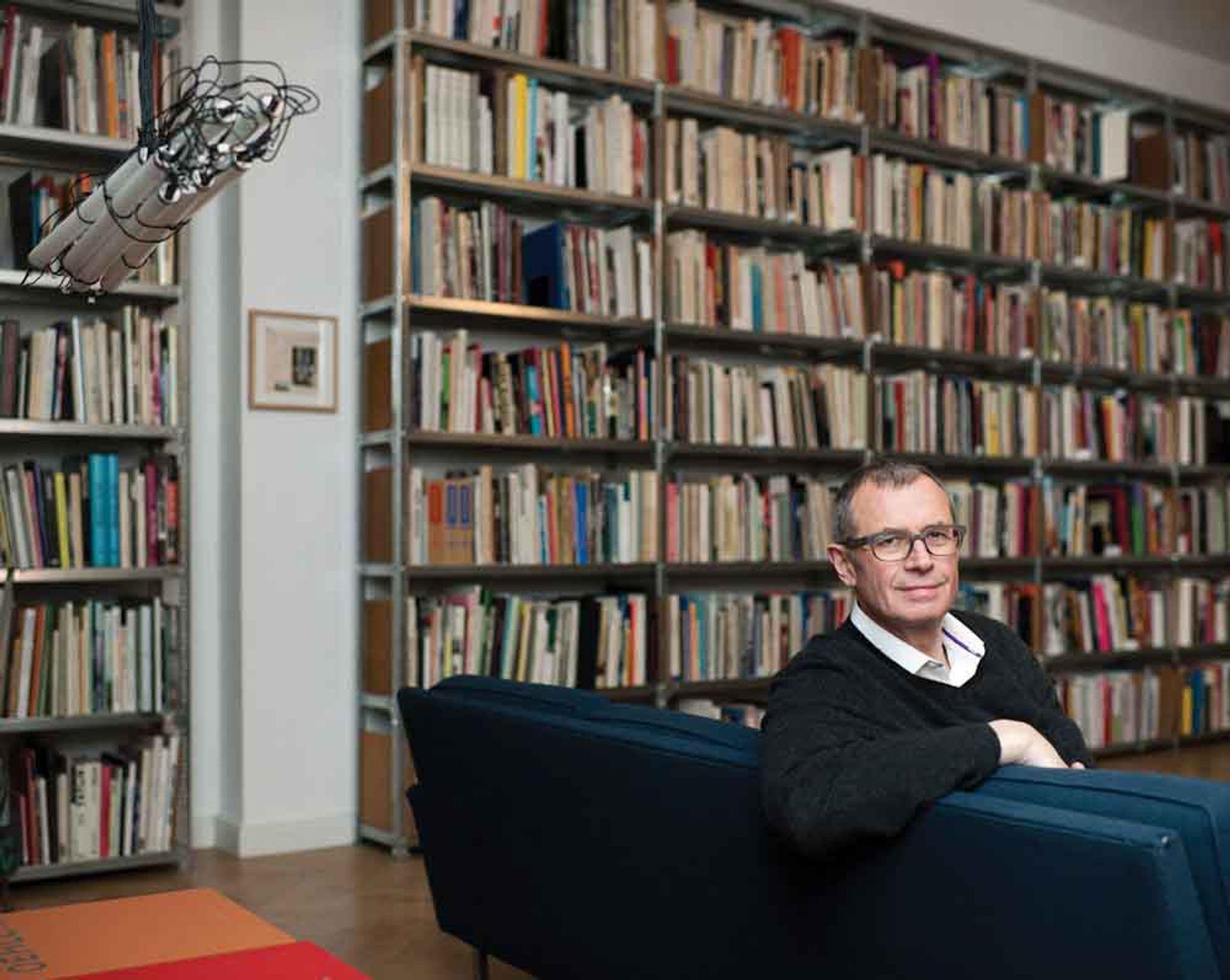 Max Hetzler in Berlin © Thomas Meyer/OSTKREUZ