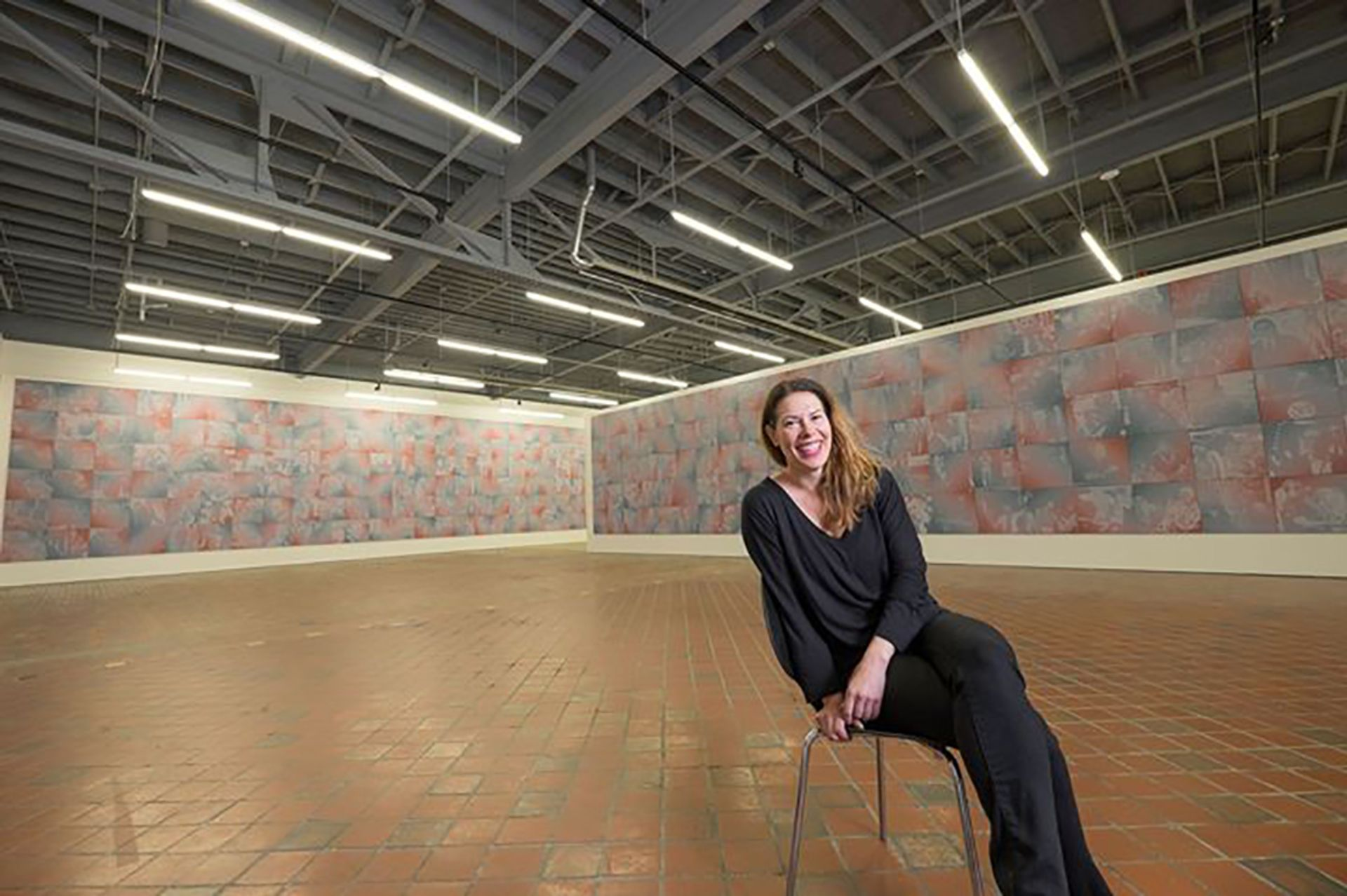 Elysia Borowy-Reeder, who has been dismissed as executive director of the Museum of Contemporary Art Detroit Courtesy of the Museum of Contemporary Art Detroit