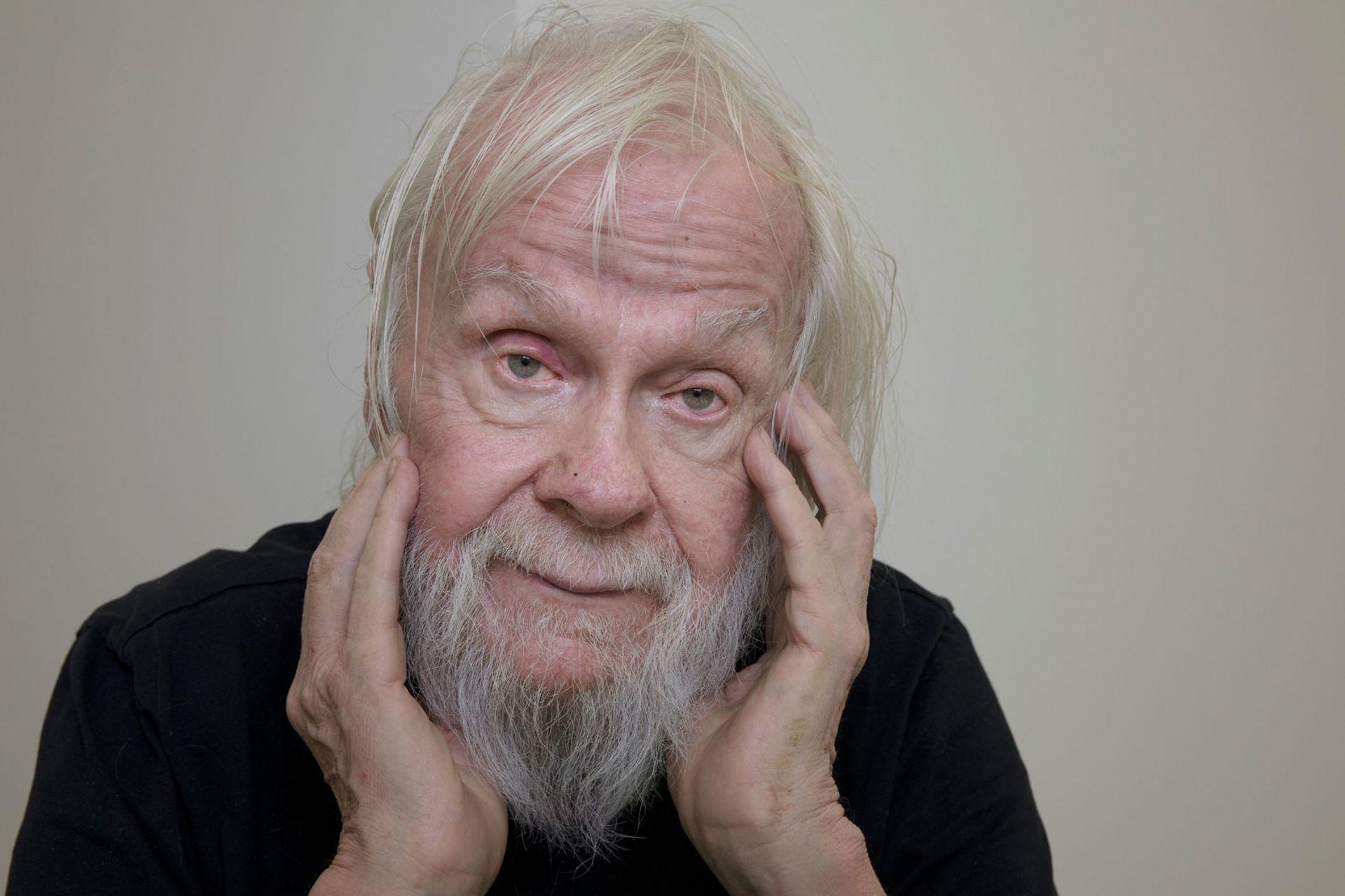 The conceptual artist John Baldessari has died aged 88 © Dan Tuffs / Alamy Stock Photo