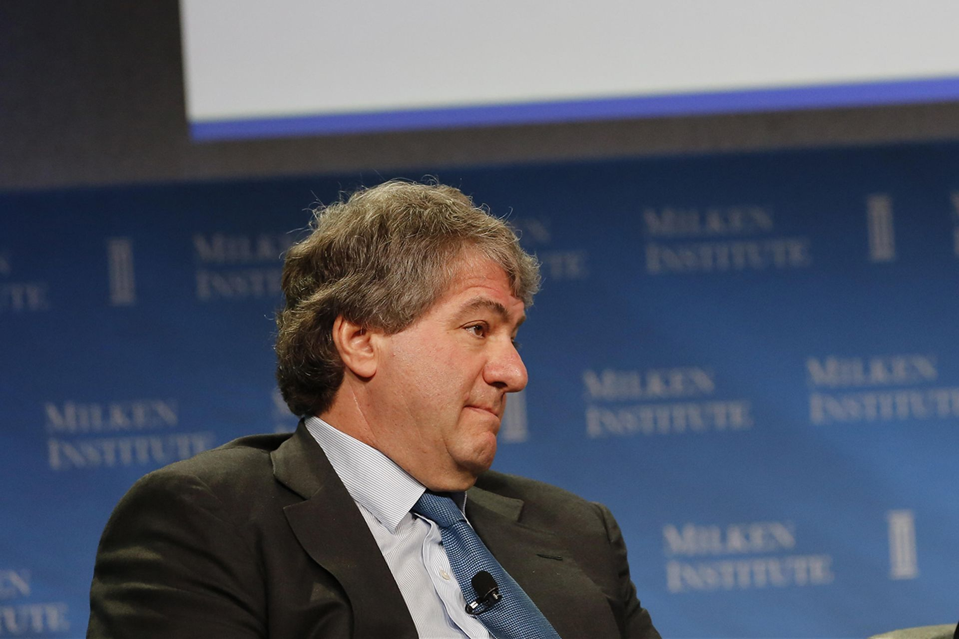 Leon Black, who has resigned as chairman of the equity firm Apollo Global Management and leads the board of trustees at the Museum of Modern Art ZUMA Press/Alamy Stock Photo
