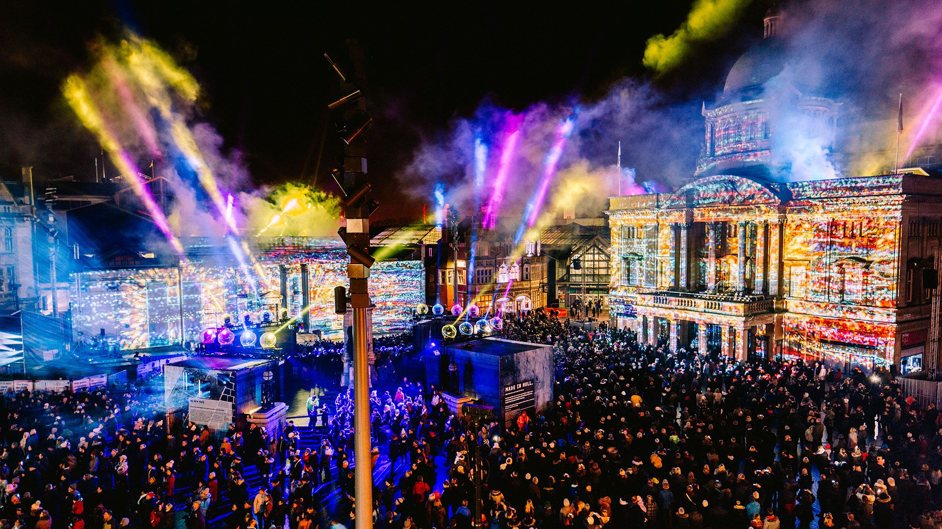 Martin Green, the chief creative officer of Festival UK* 2022, was formerly chief executive and director of Hull UK City of Culture 2017 Courtesy of British Council
