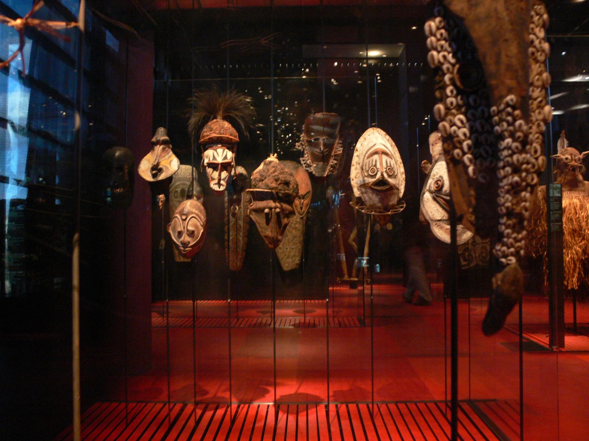 France is estimated to hold at least 90,000 African artefacts in its museums, as many as 70,000 alone in the Quai Branly-Jacques Chirac Museum in Paris Wiki Commons