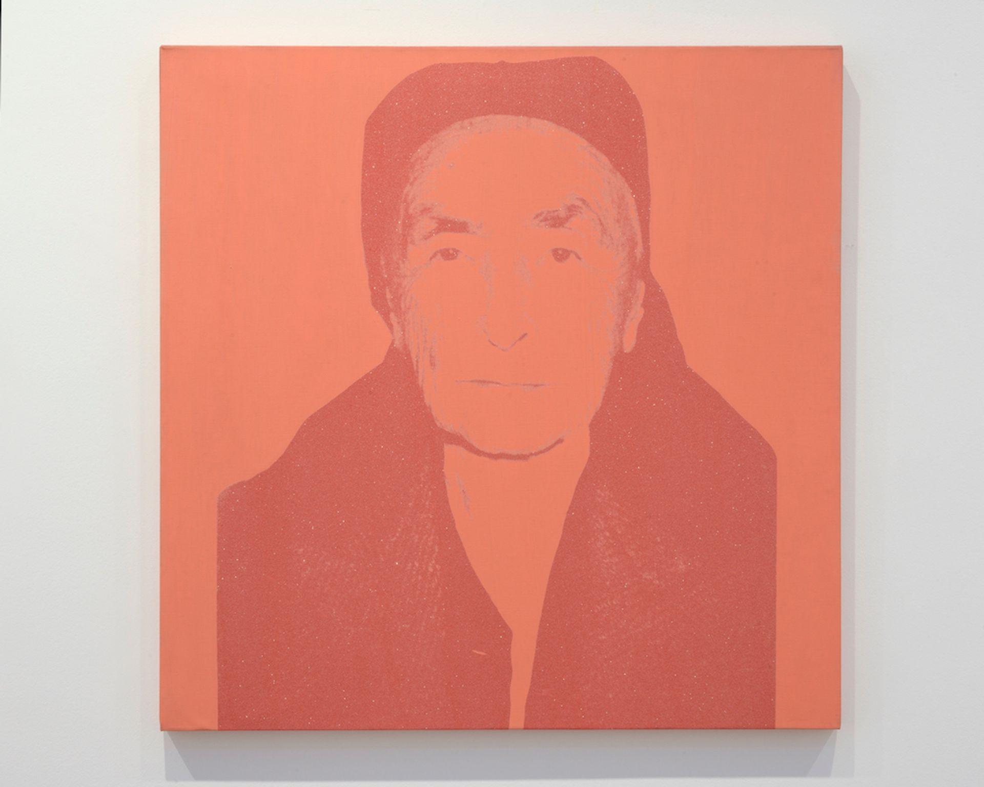 Any Warhol's Georgia O'Keeffe (1980) Photo courtesy of Thaddeaus Ropac